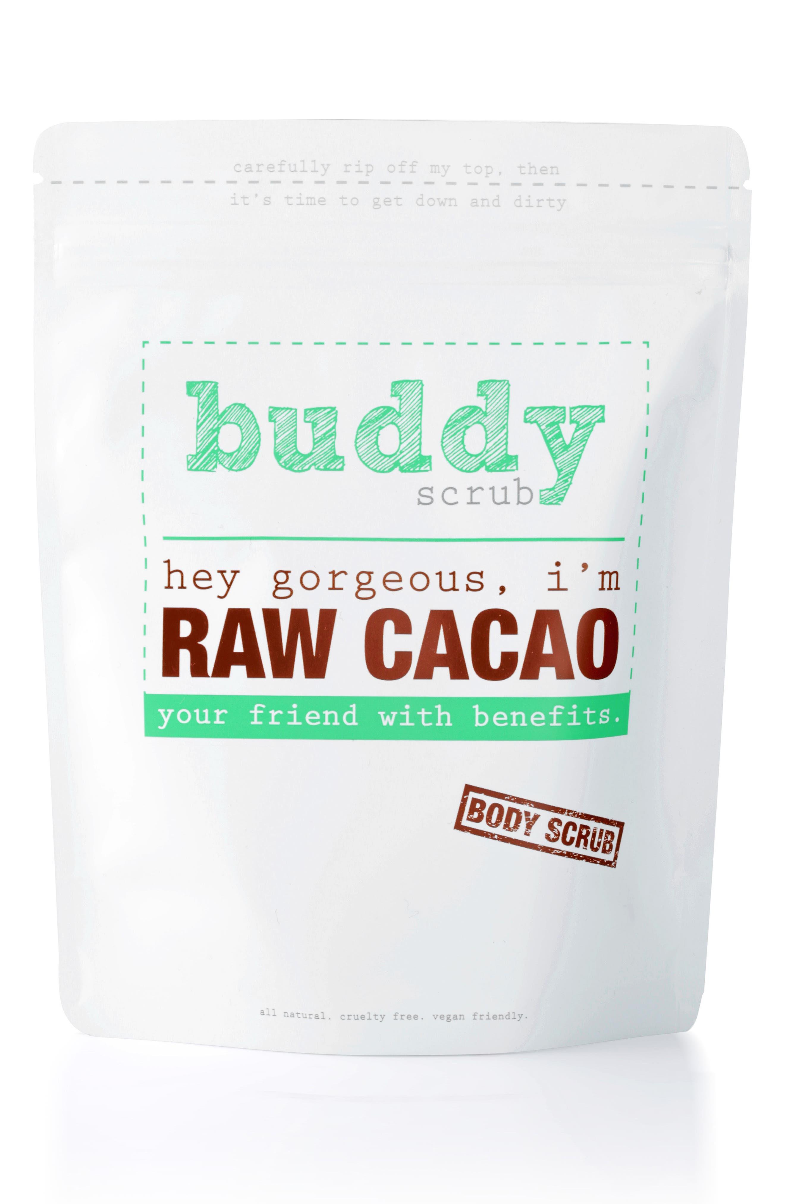Main Image - Buddy Scrub Raw Cacao Scrub