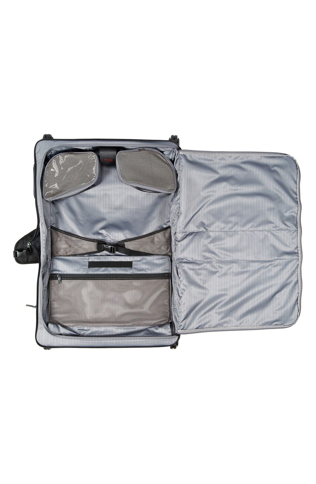 Alternate Image 2  - Tumi 'Alpha 2' Wheeled Carry-On Garment Bag (22 Inch)