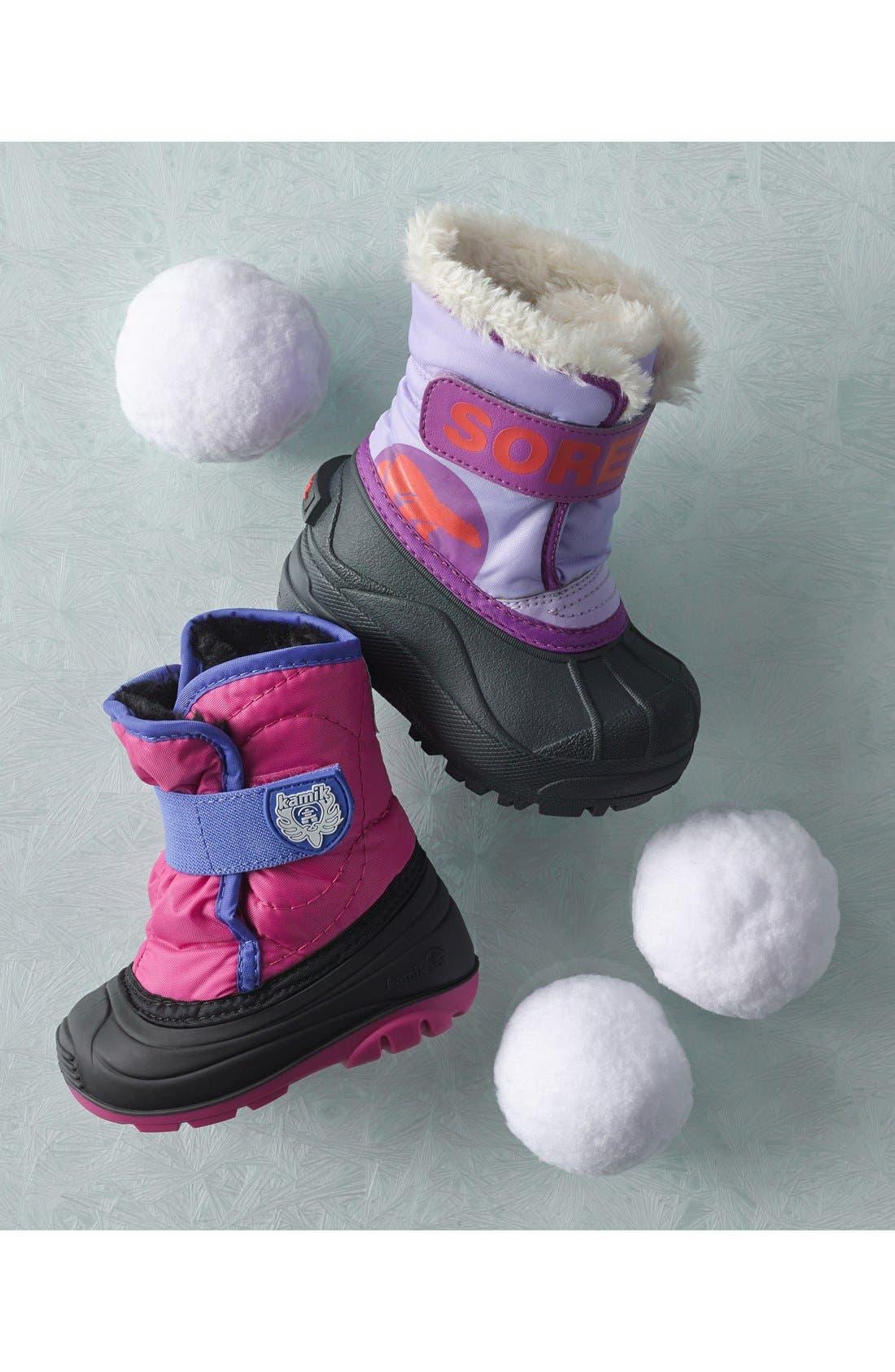 Alternate Image 5  - SOREL 'Snow Commander' Boot (Baby & Walker)