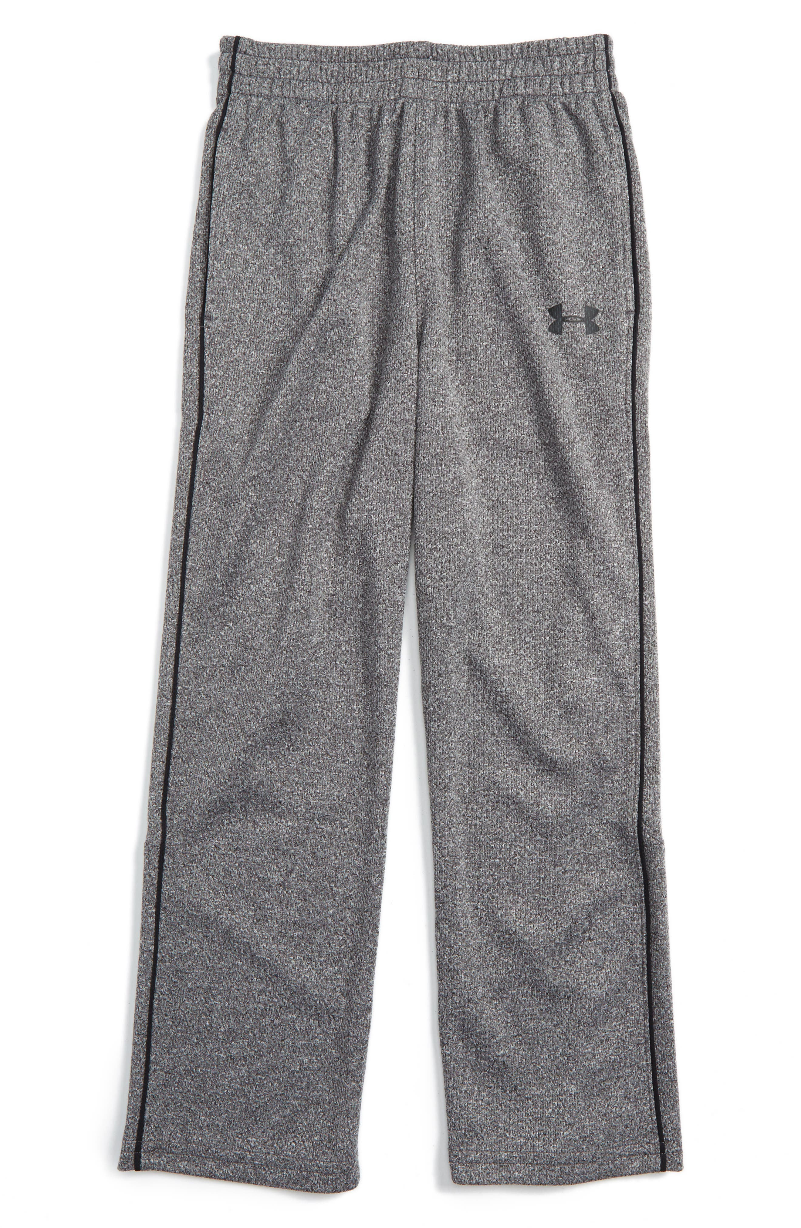 Midweight Champ Warm-Up Pants,                         Main,                         color, Carbon Heather