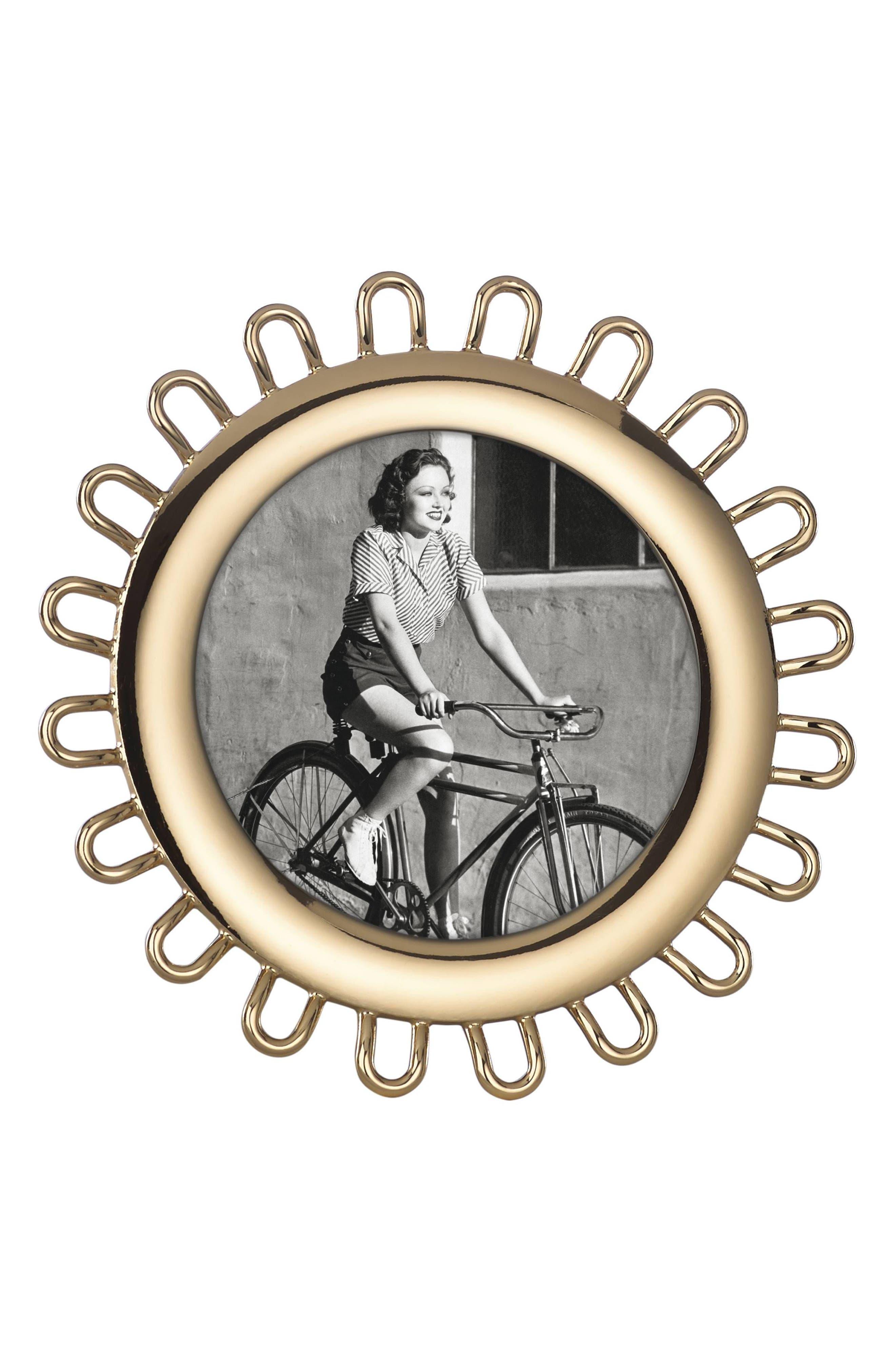 Main Image - kate spade new york keaton street round picture frame