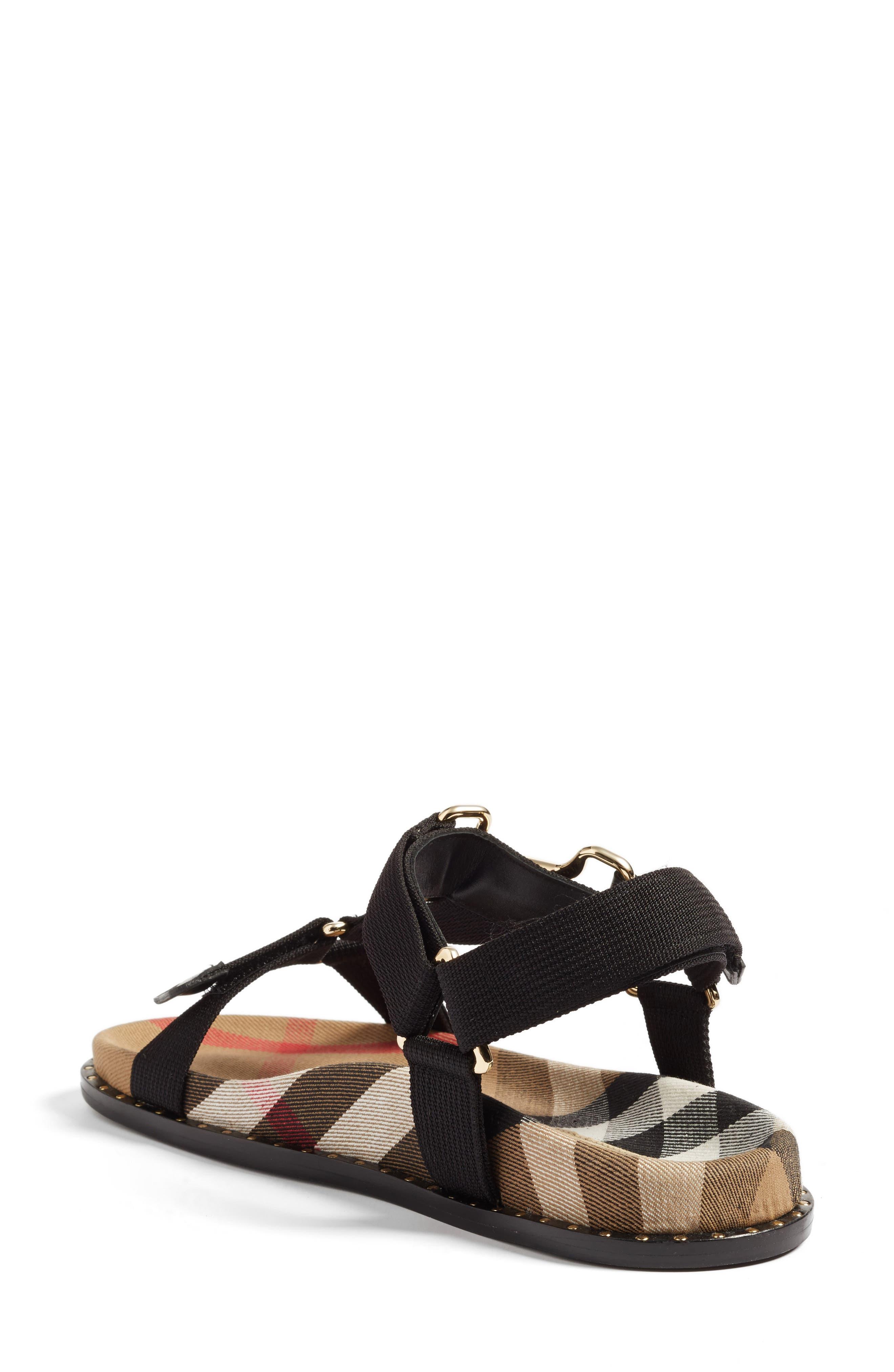 Alternate Image 2  - Burberry Ardall Sandal (Women)