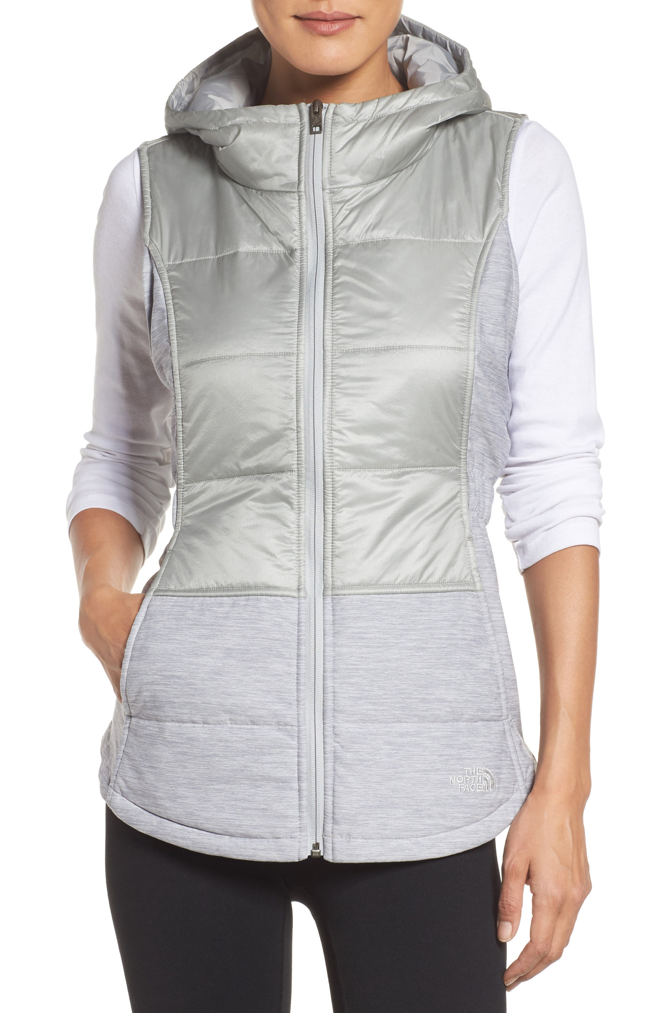 Alternate Image 1 Selected - The North Face 'Pseudio' Quilted Vest