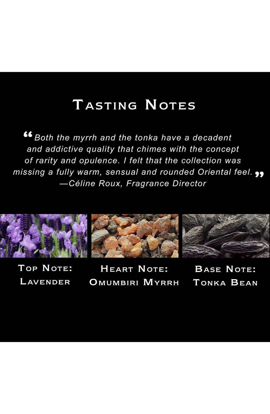 Myrrh & Tonka Cologne Intense,                             Alternate thumbnail 3, color,                             No Color