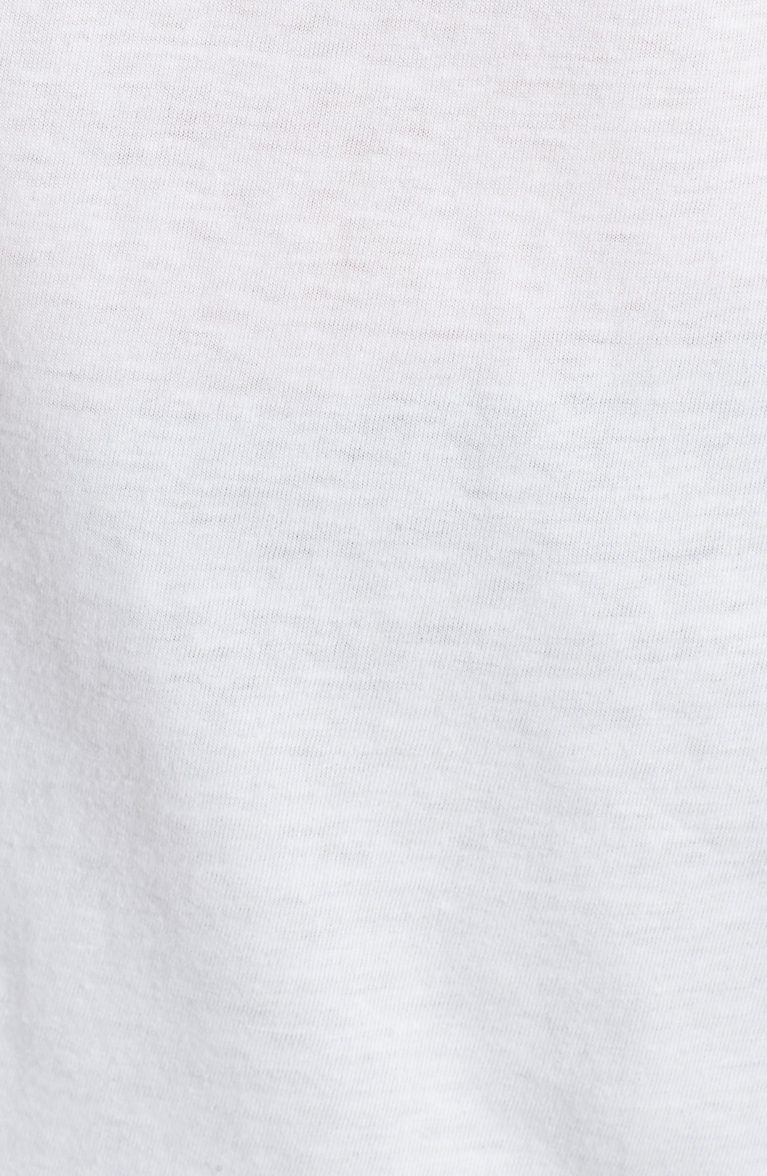 Alternate Image 5  - Pam & Gela Frankie Graphic Muscle Tee