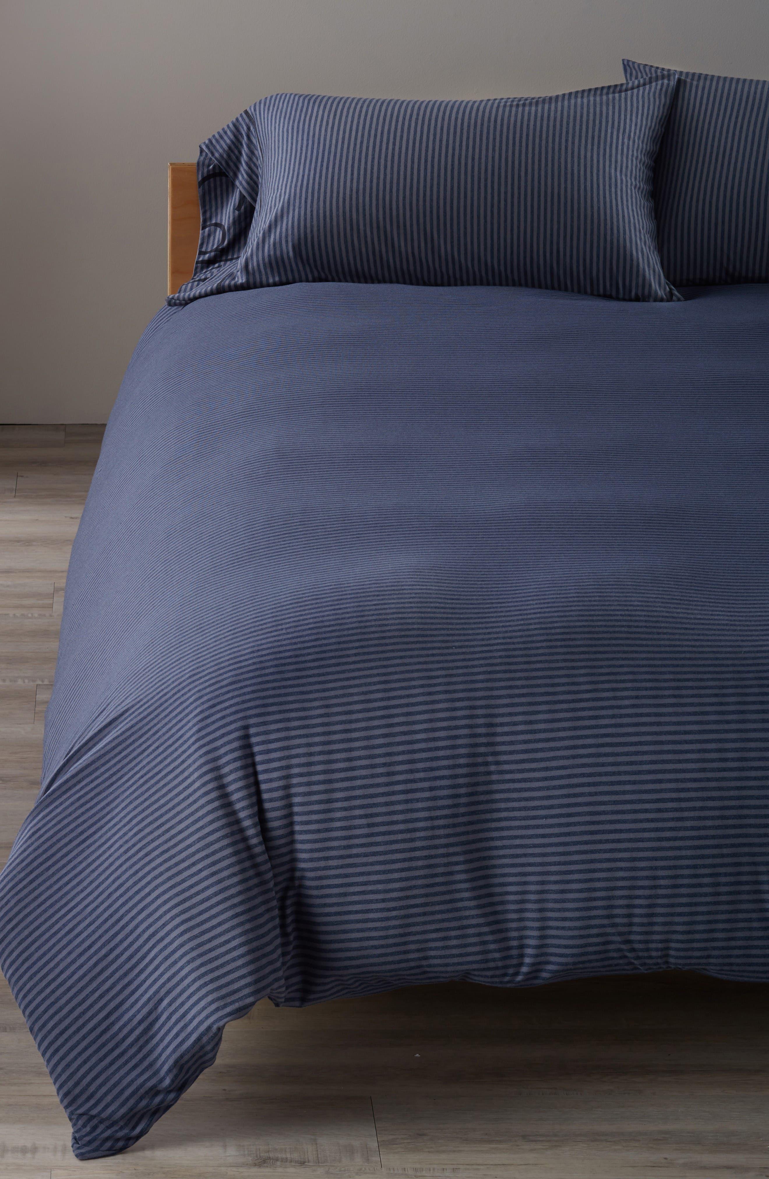 Alternate Image 1 Selected - Calvin Klein Pulse Duvet Cover