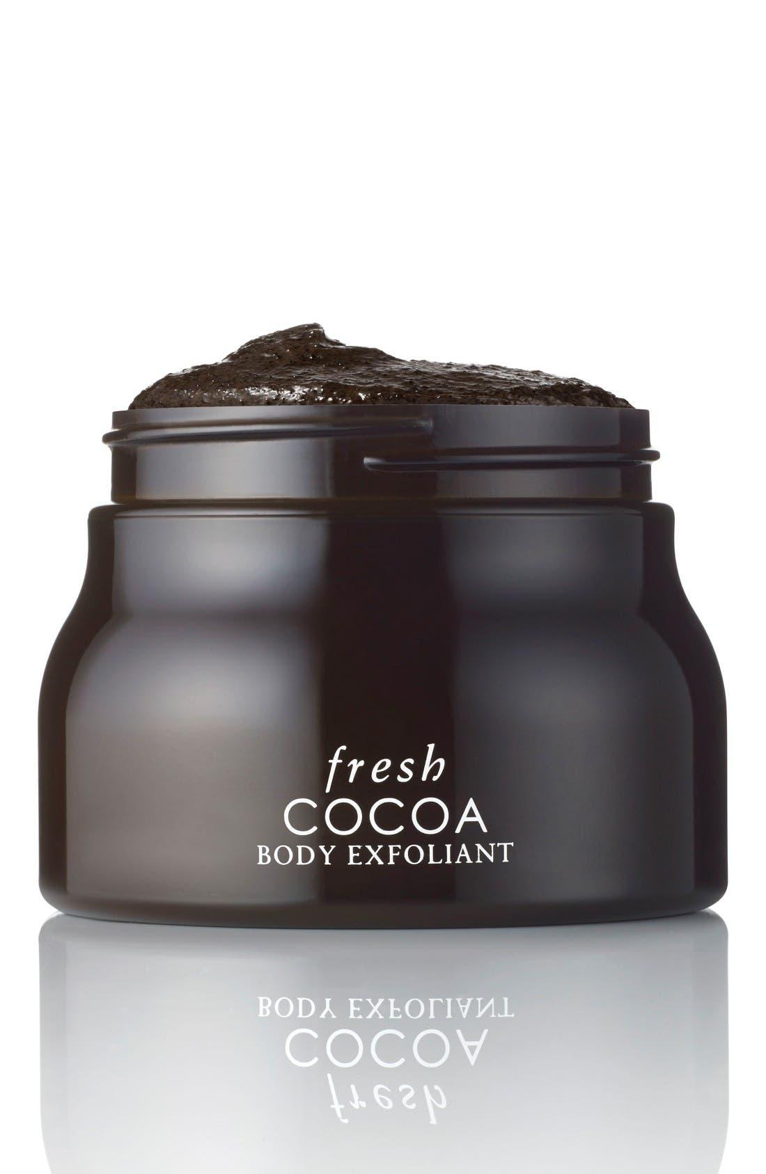 Cocoa Body Exfoliant,                         Main,                         color, No Color
