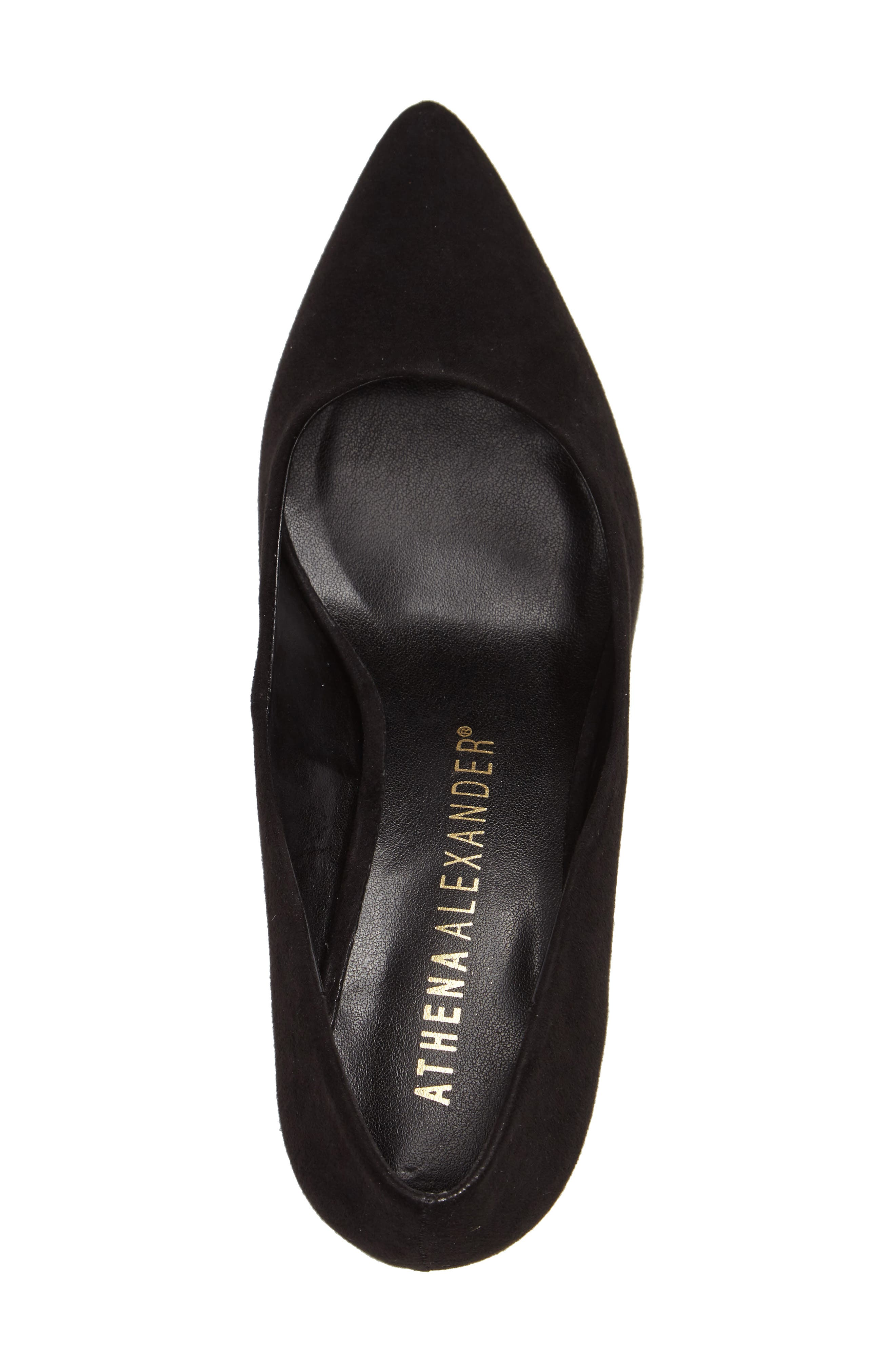 Alternate Image 3  - Athena Alexander Zabel Embellished Block Heel Pump (Women)