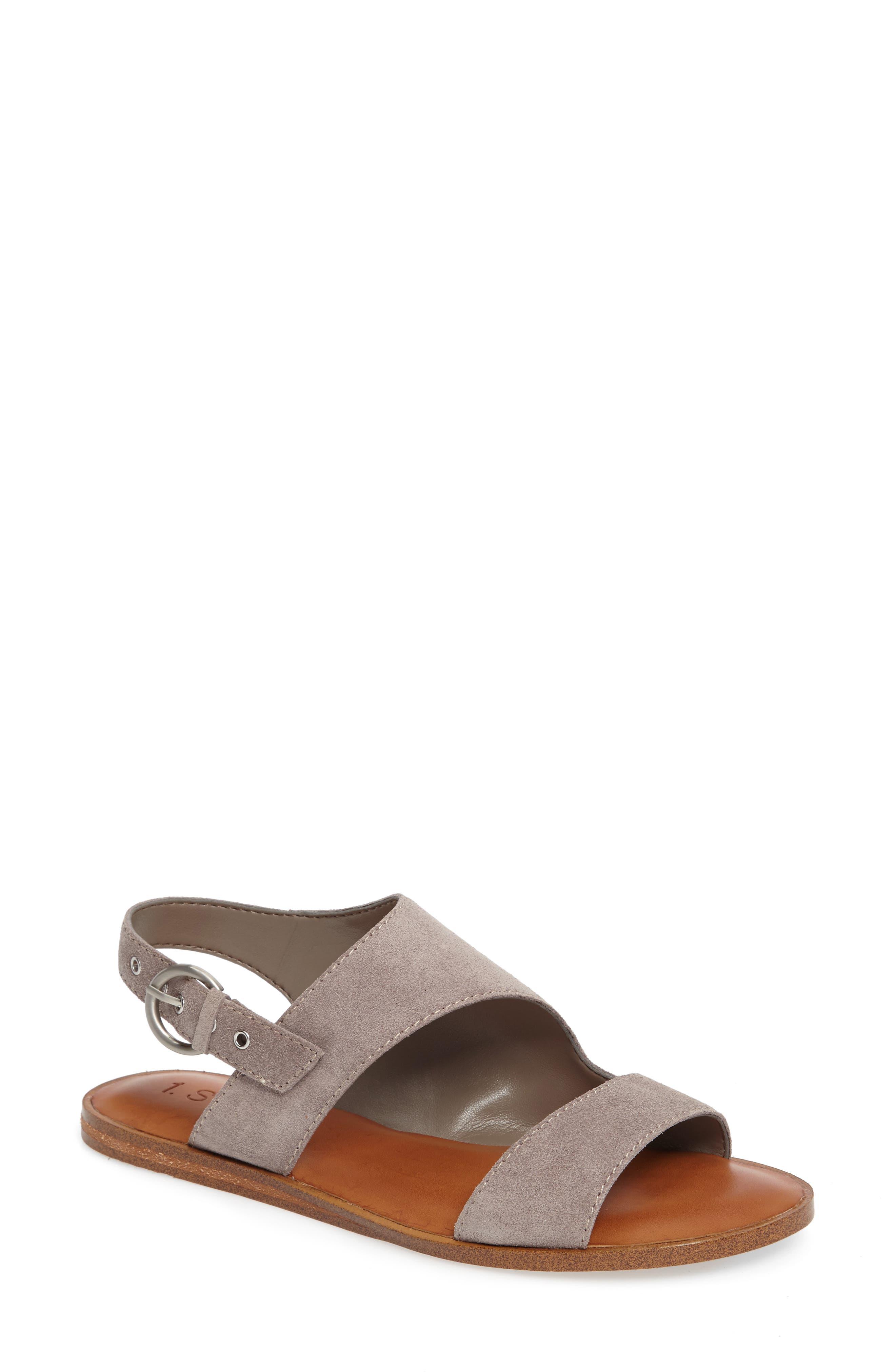 Calen Suede Sandals Ro1oVXL