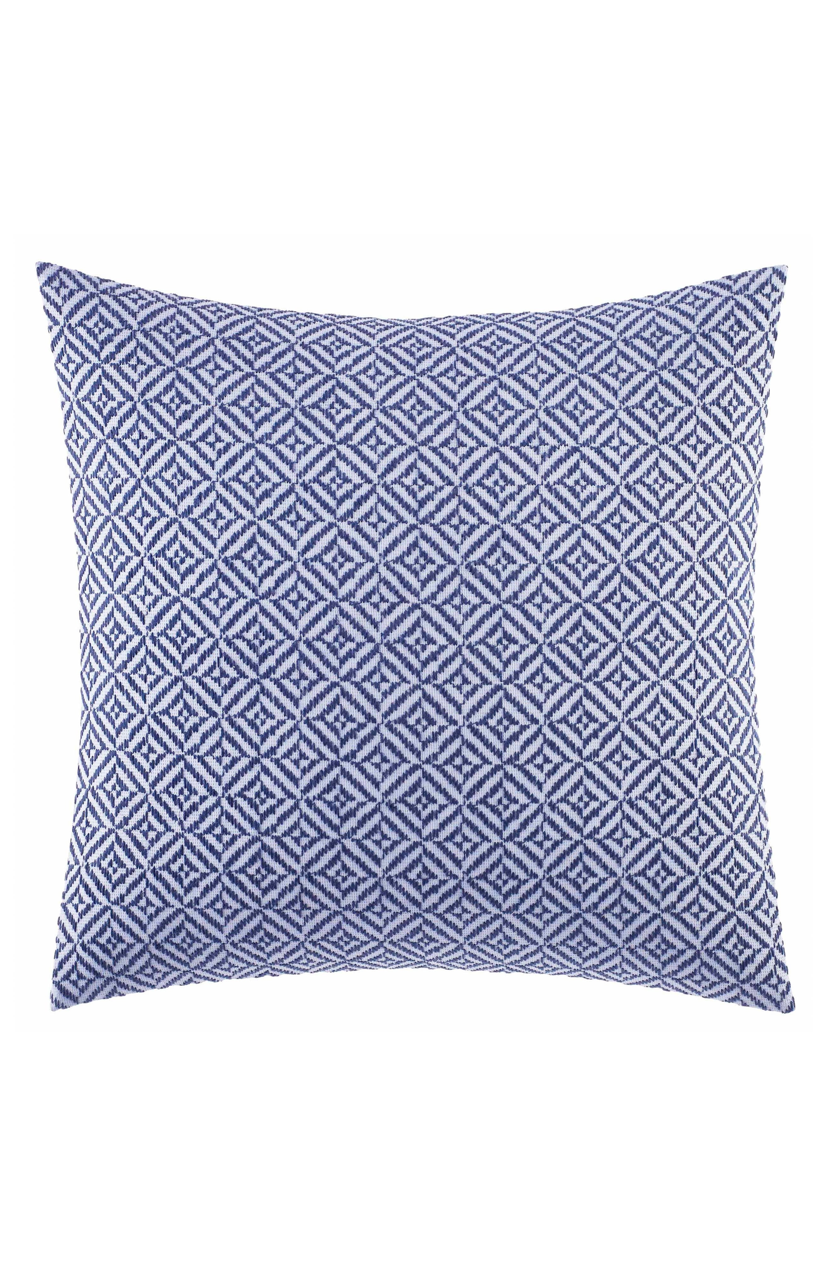 Alternate Image 1 Selected - Vera Wang Chevron Accent Pillow
