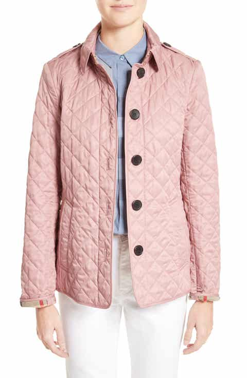 Pink Coats & Jackets for Women | Nordstrom | Nordstrom