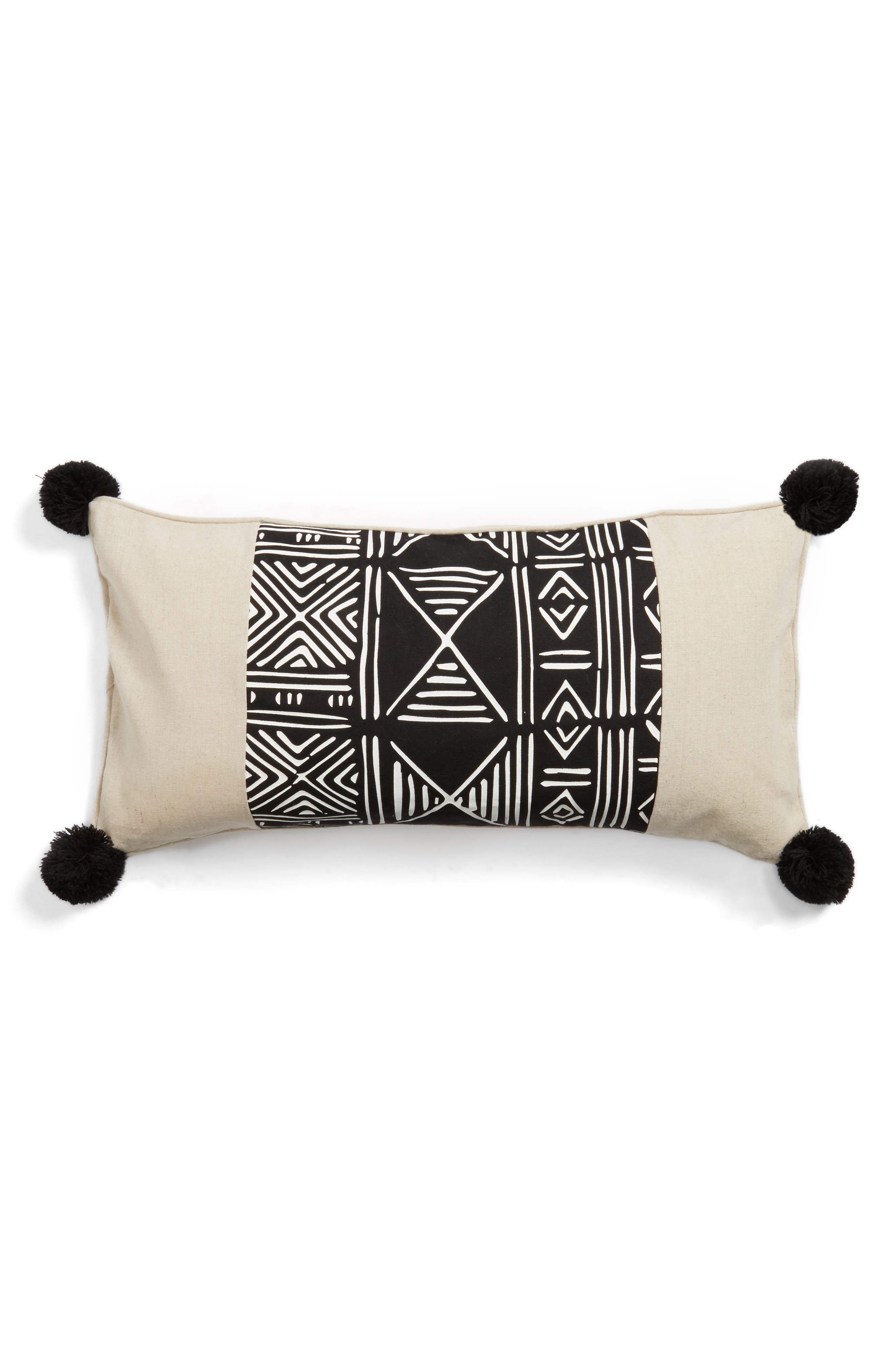 Alternate Image 1 Selected - Levtex Tali Pom Decorative Pillow