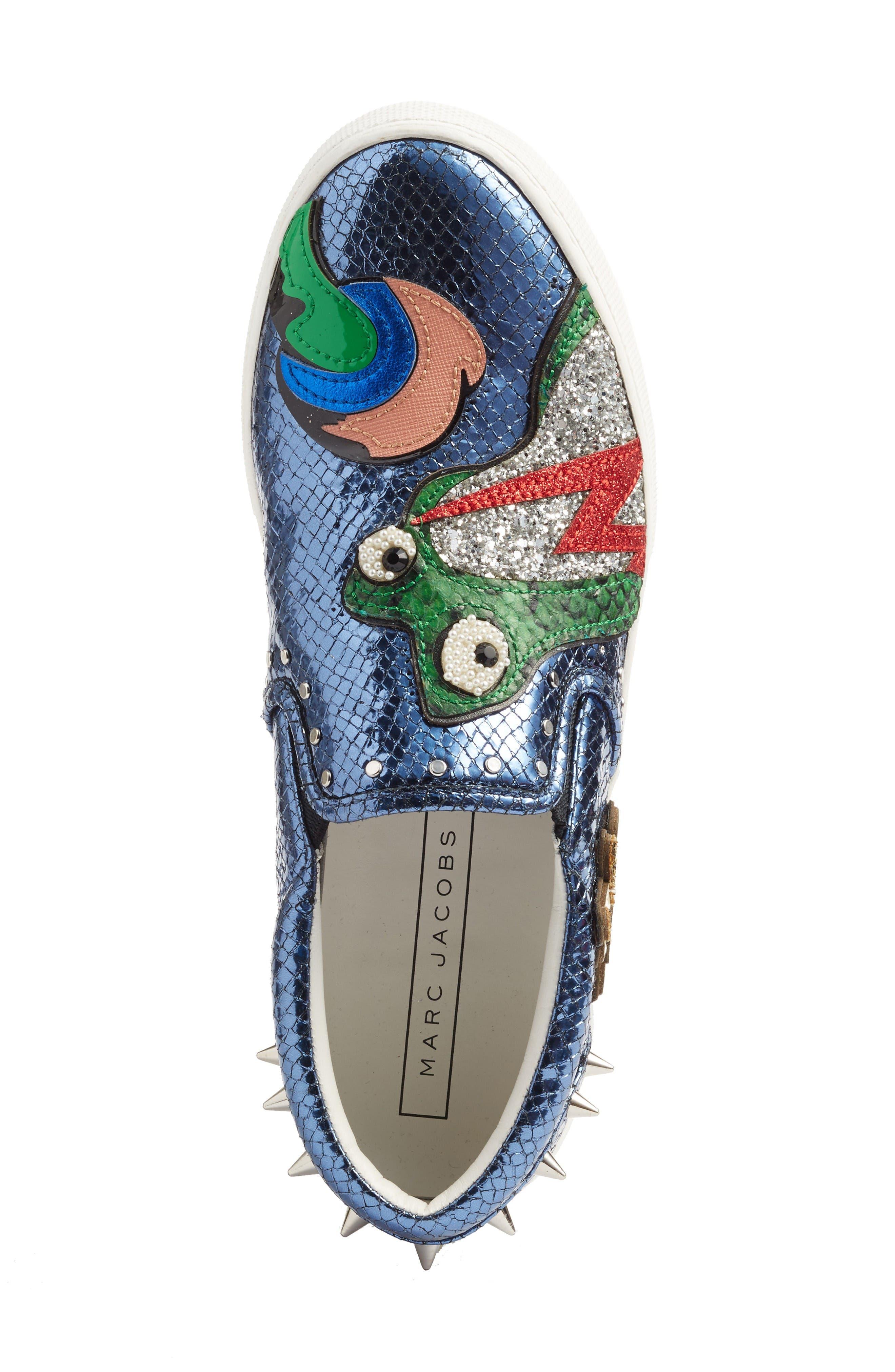 Alternate Image 3  - Marc Jacobs Mercer Embellished Slip-On Sneaker (Women)