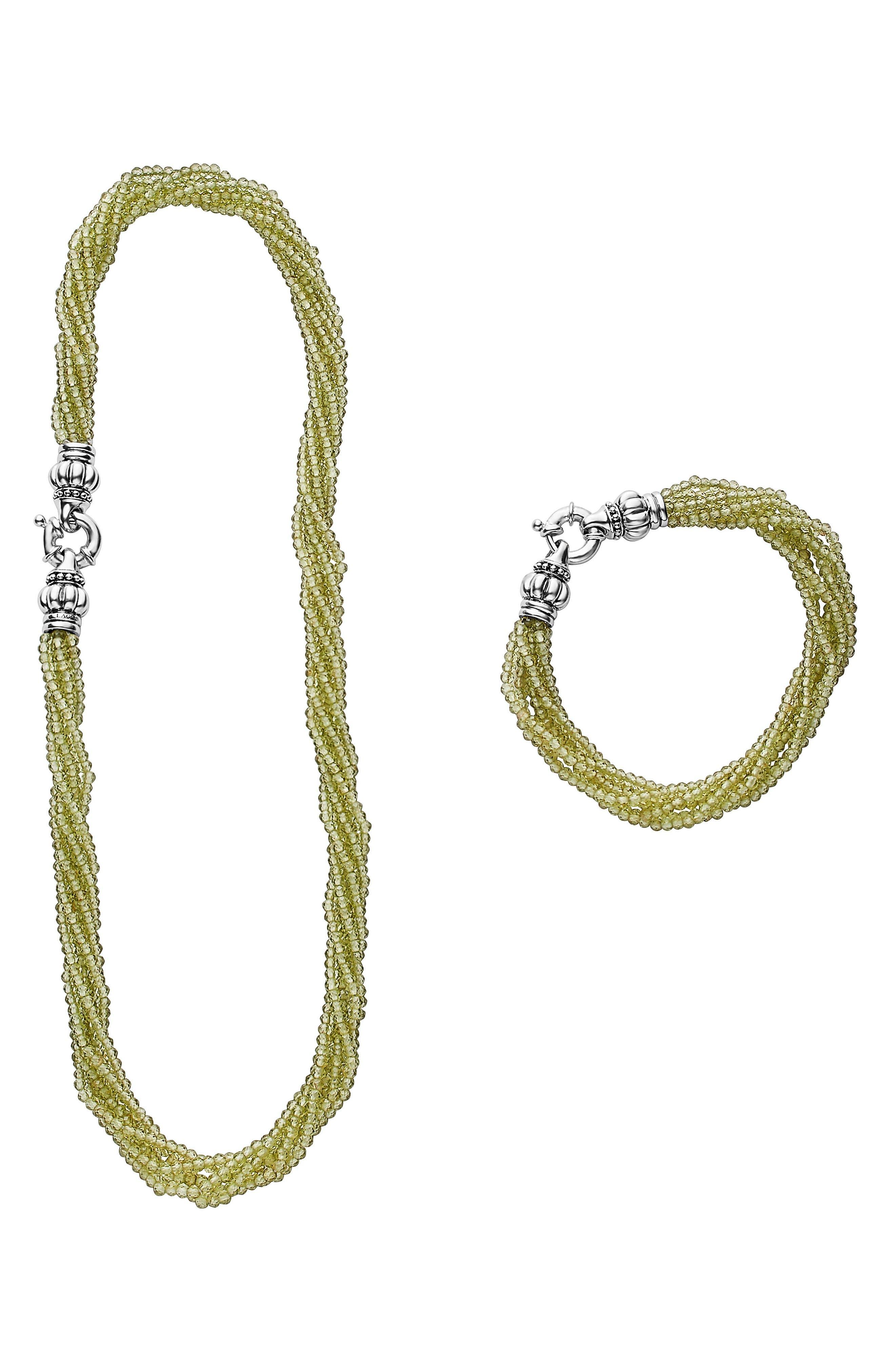 Alternate Image 3  - LAGOS Caviar Icon Bead Convertible Bracelet & Necklace