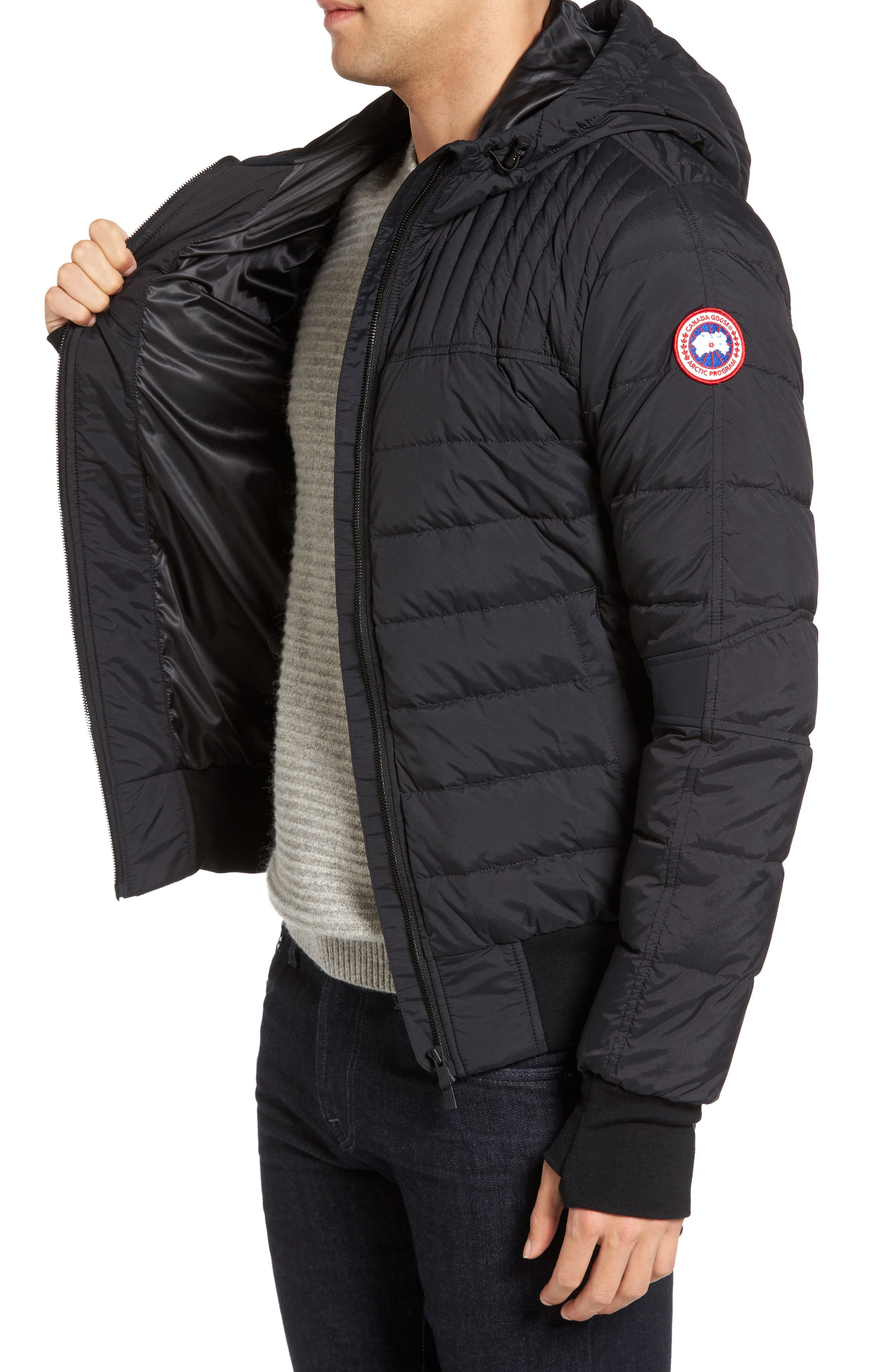 Alternate Image 3  - Canada Goose Cabri Hooded Down Jacket