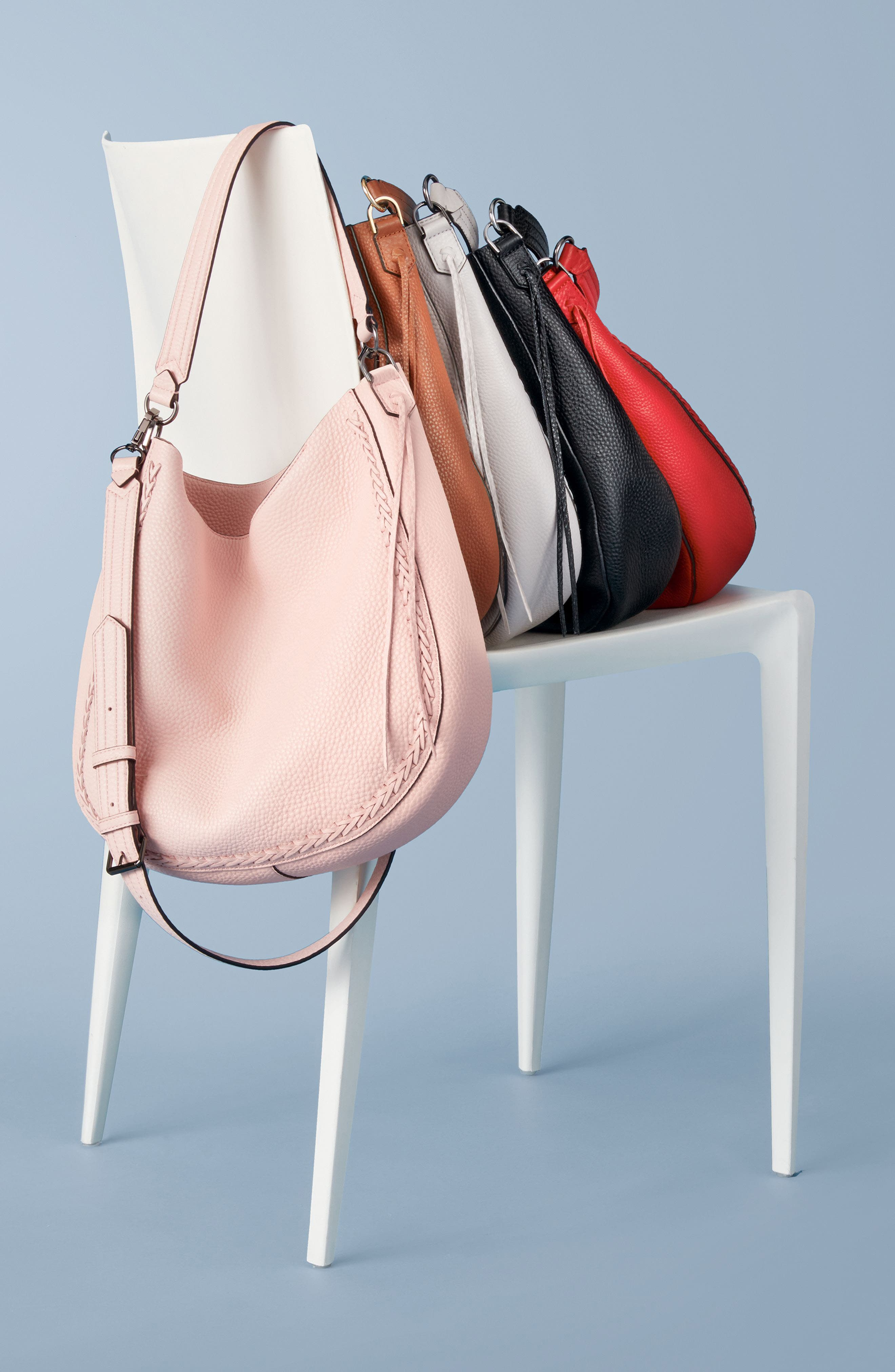 Alternate Image 10  - Rebecca Minkoff Unlined Convertible Whipstitch Hobo (Nordstrom Exclusive)