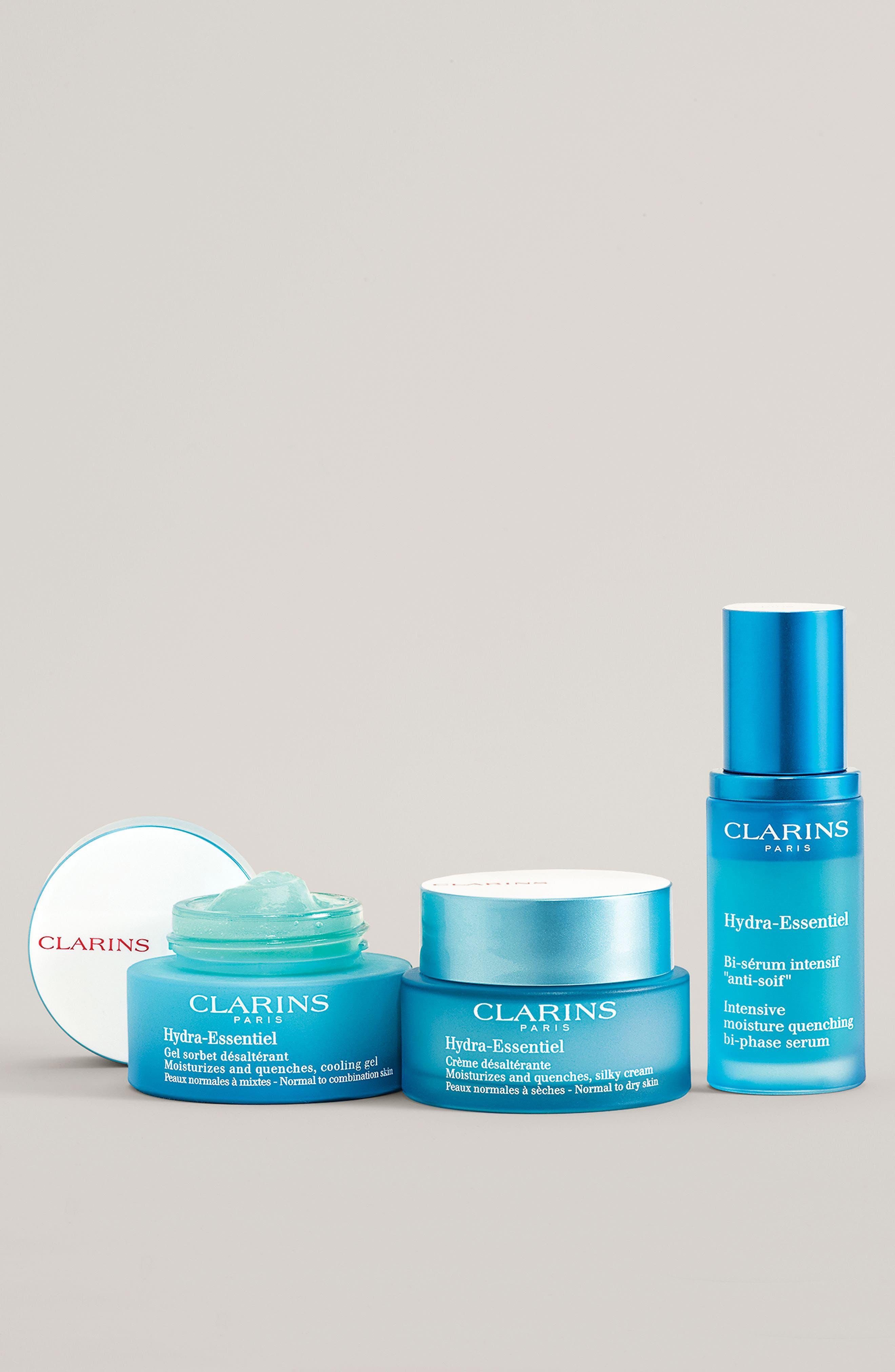 Alternate Image 5  - Clarins Hydra-Essentiel Cream Gel