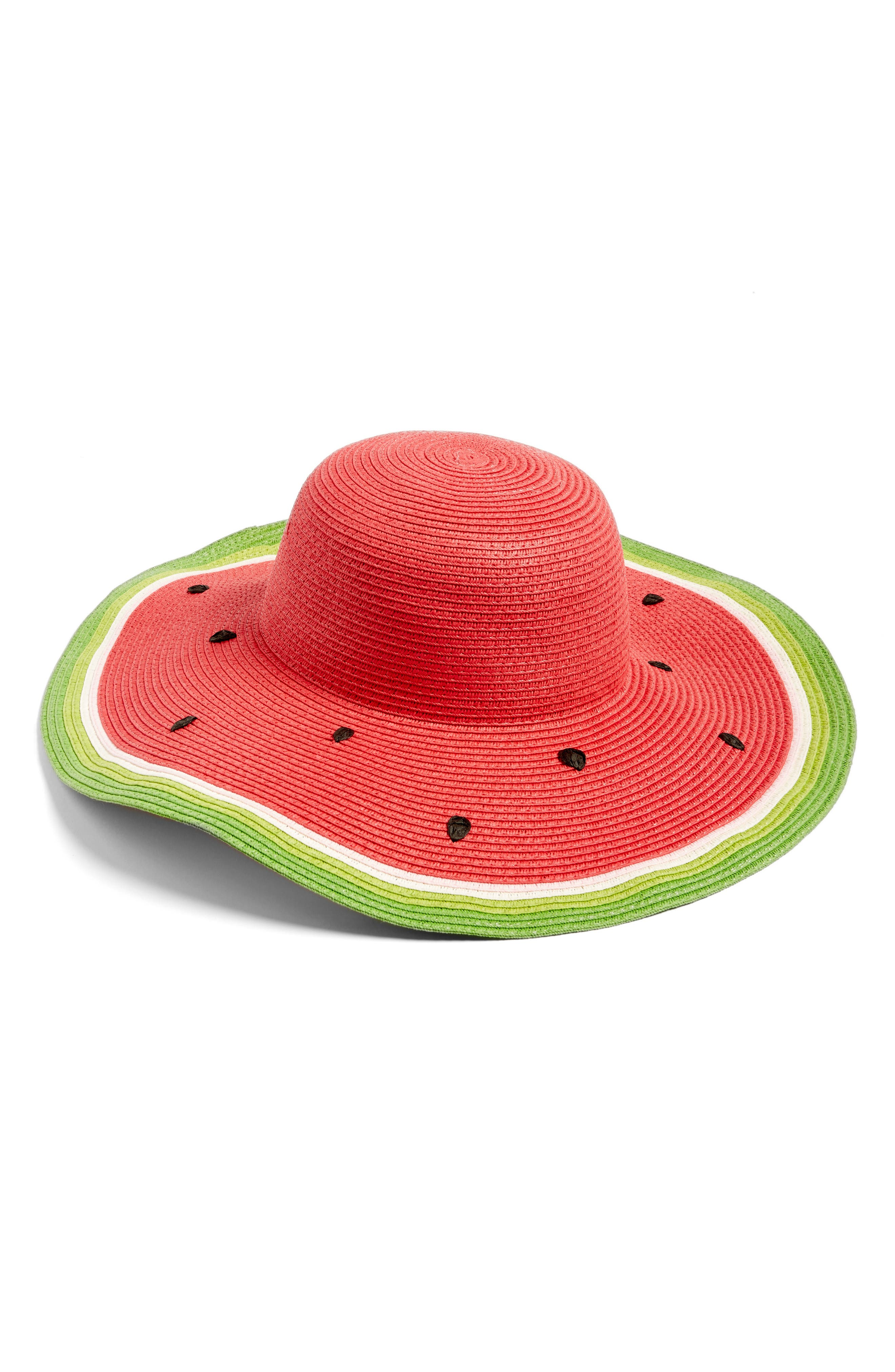 Alternate Image 1 Selected - Collection XIIX Watermelon Floppy Hat