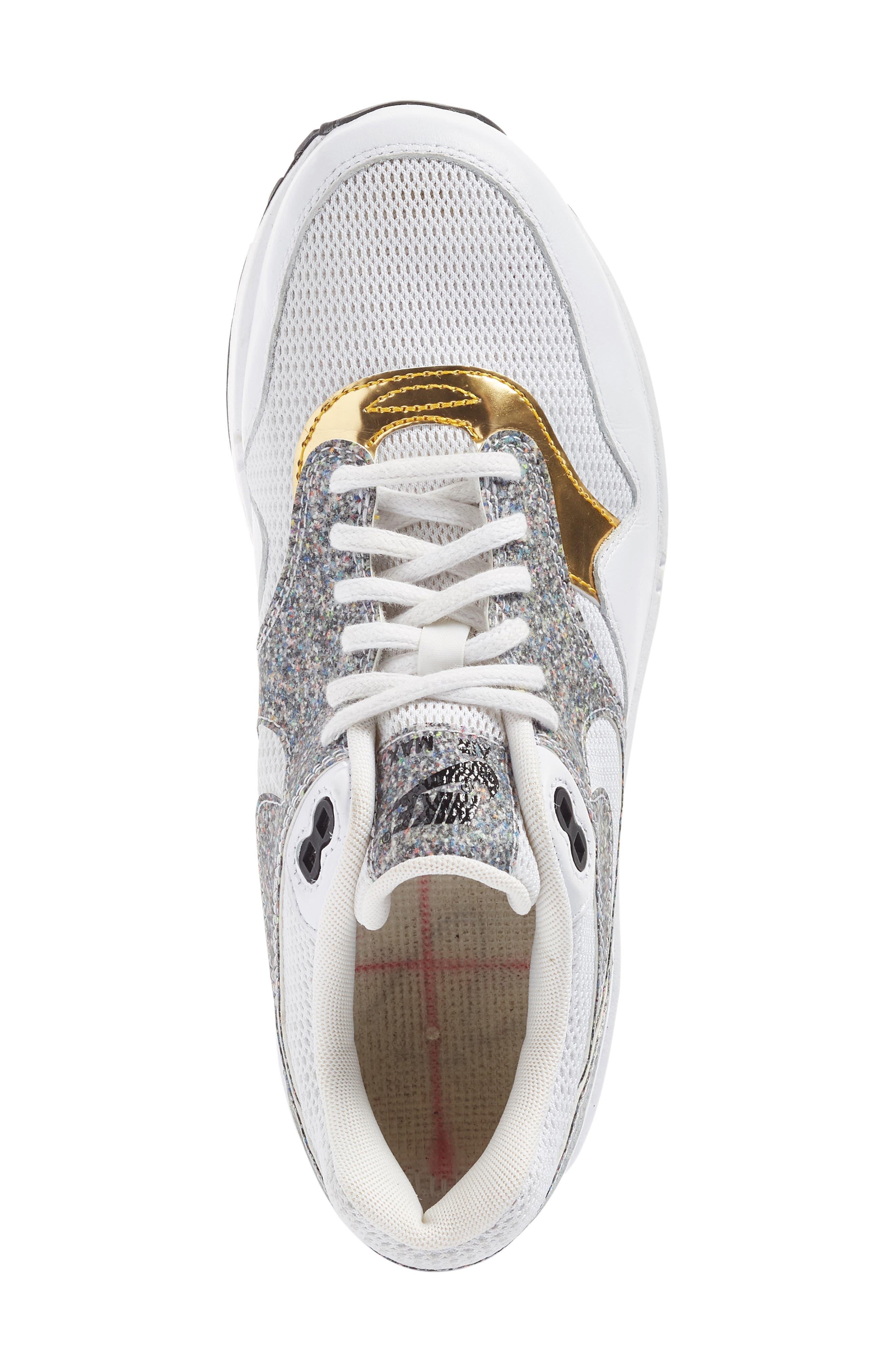Alternate Image 3  - Nike Air Max 1 SE Sneaker (Women)