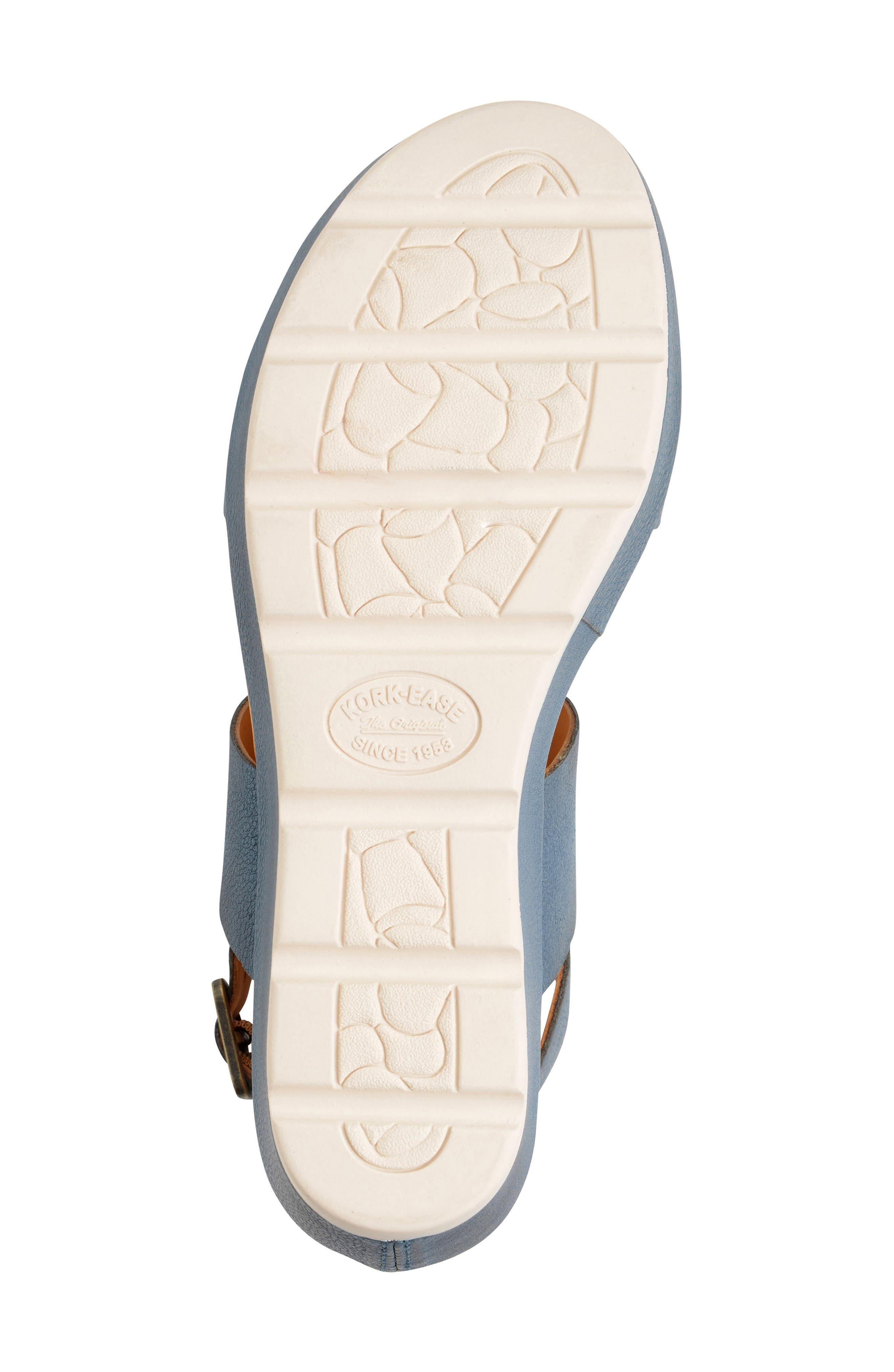 Alternate Image 4  - Kork-Ease® 'Khloe' Platform Wedge Sandal (Women)