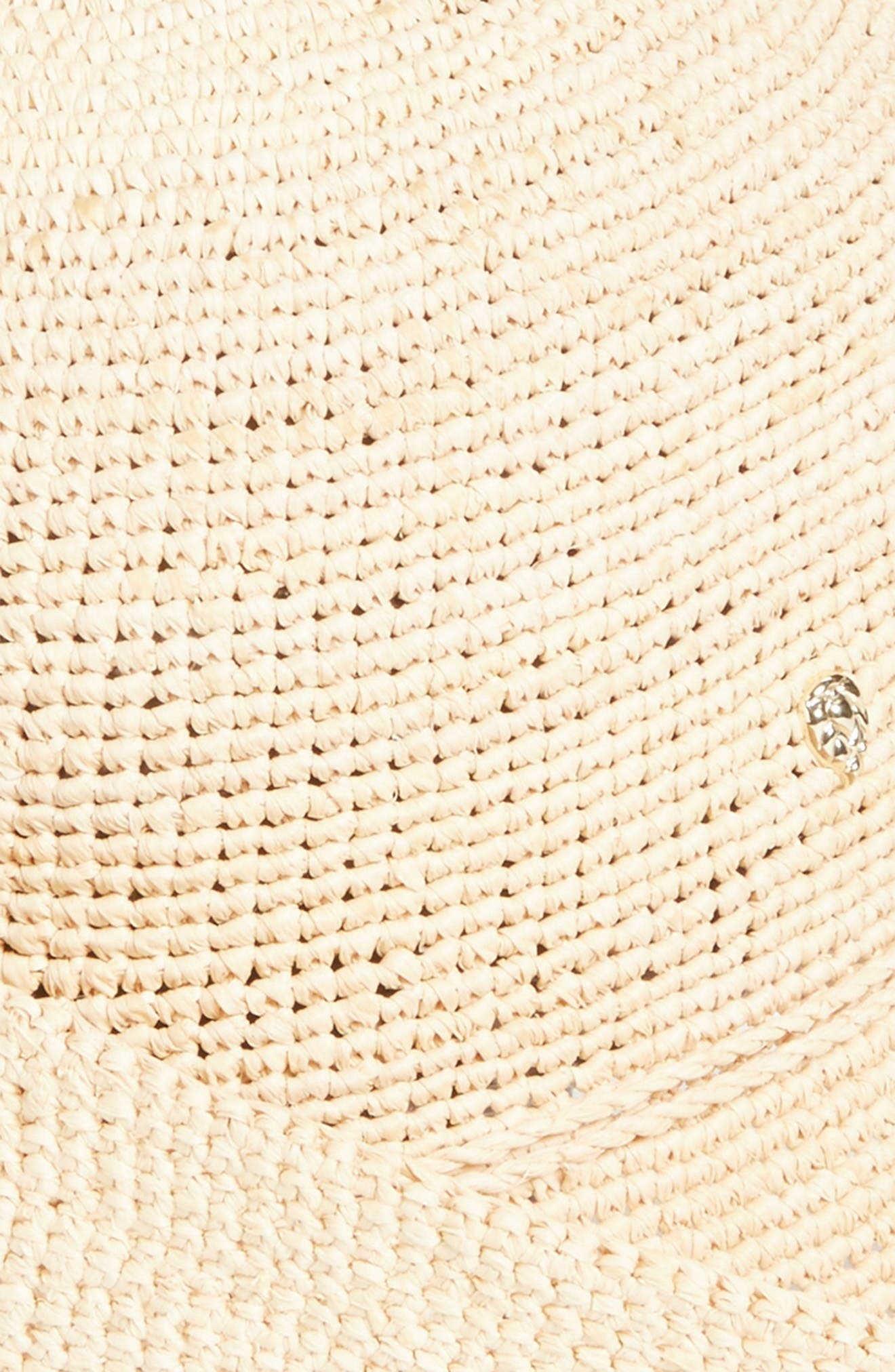 Alternate Image 3  - Helen Kaminski 'Provence 10' Packable Raffia Hat
