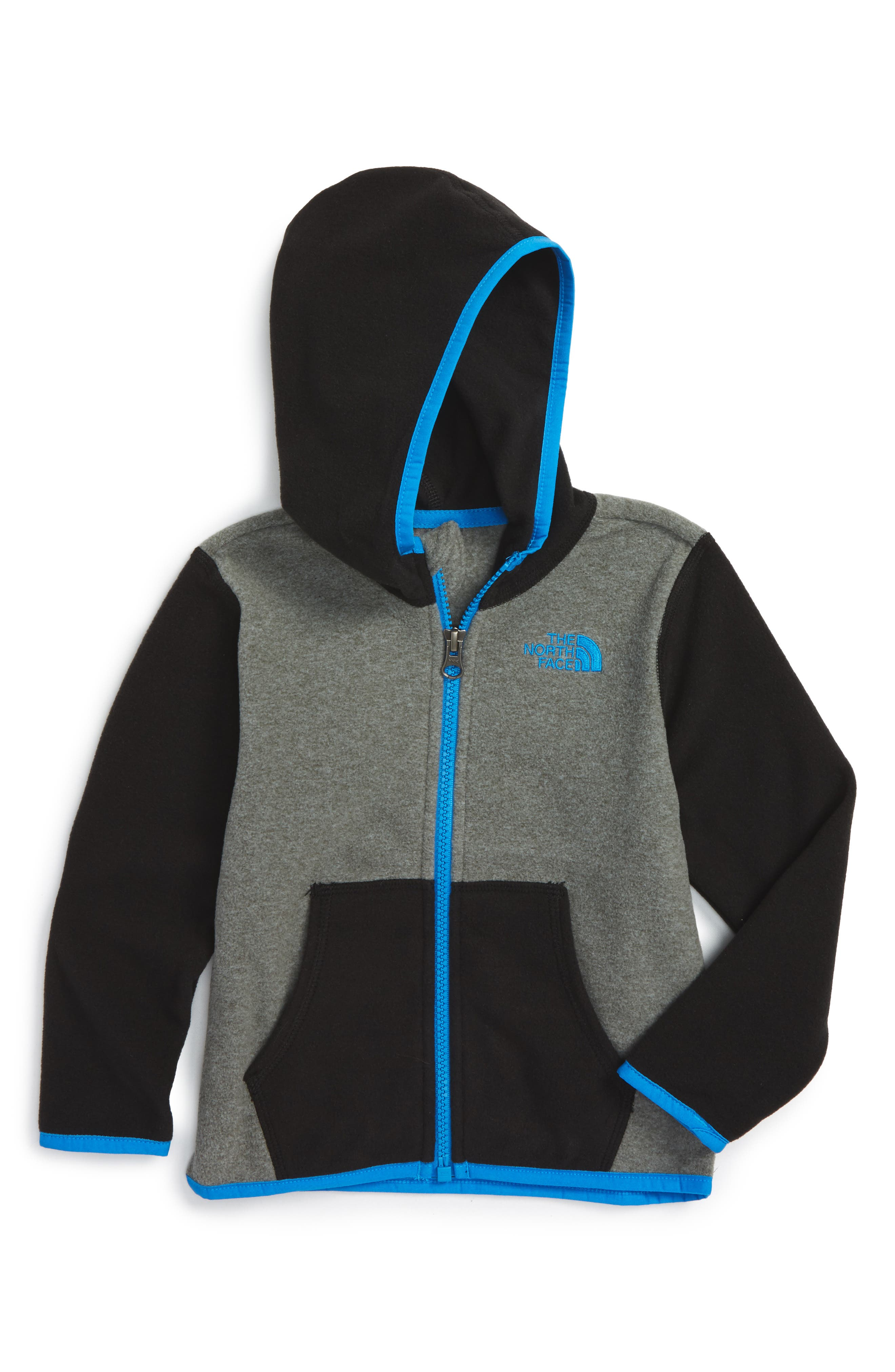 The North Face Glacier Zip Hoodie (Baby Boys)