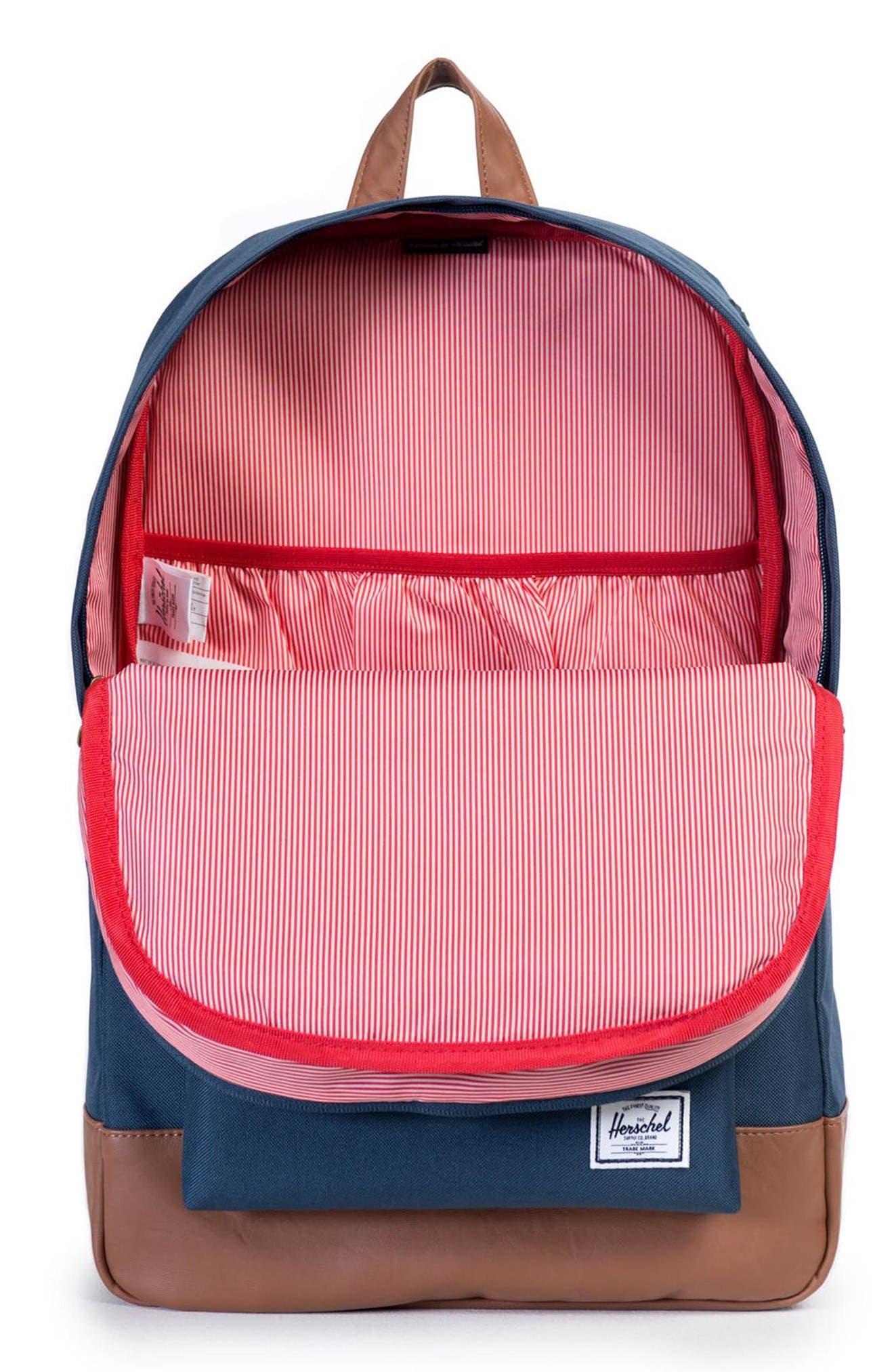 Alternate Image 4  - Herschel Supply Co. Heritage Backpack