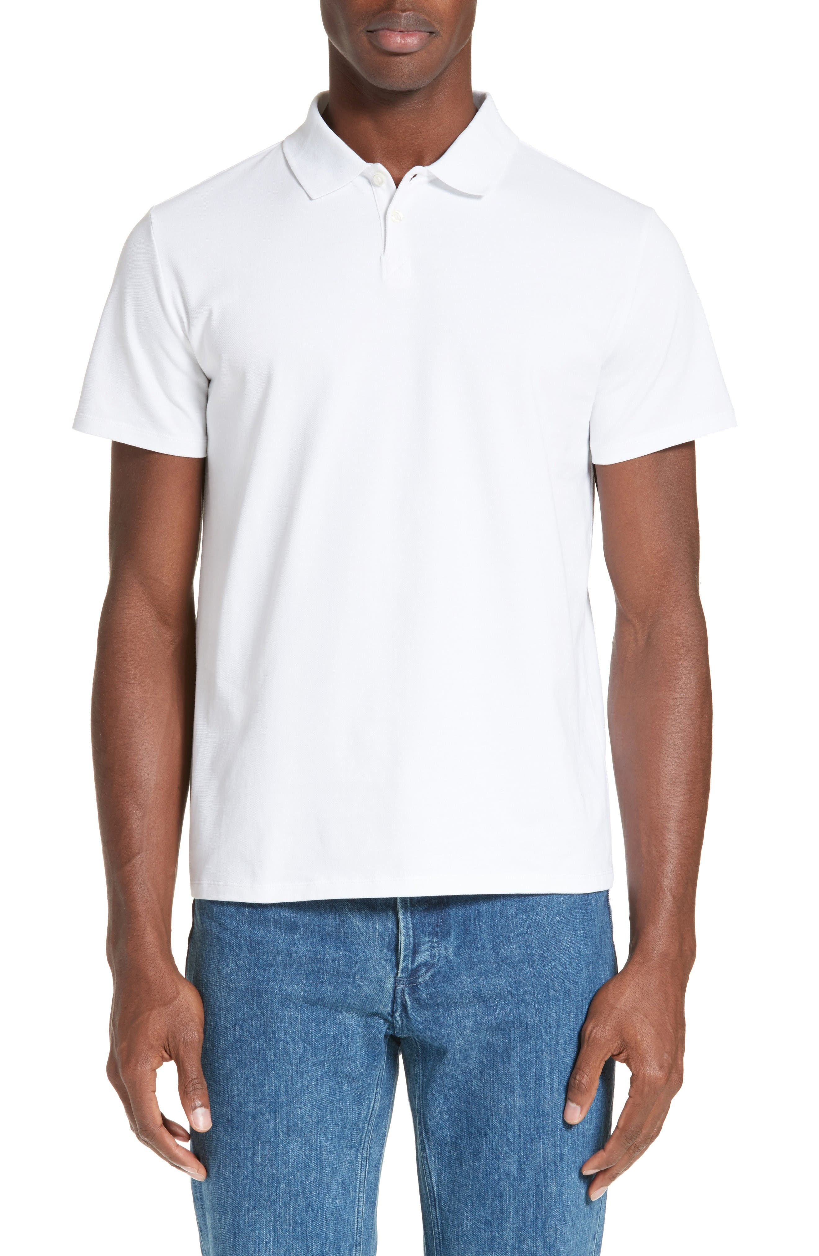 Andy Polo,                         Main,                         color, White