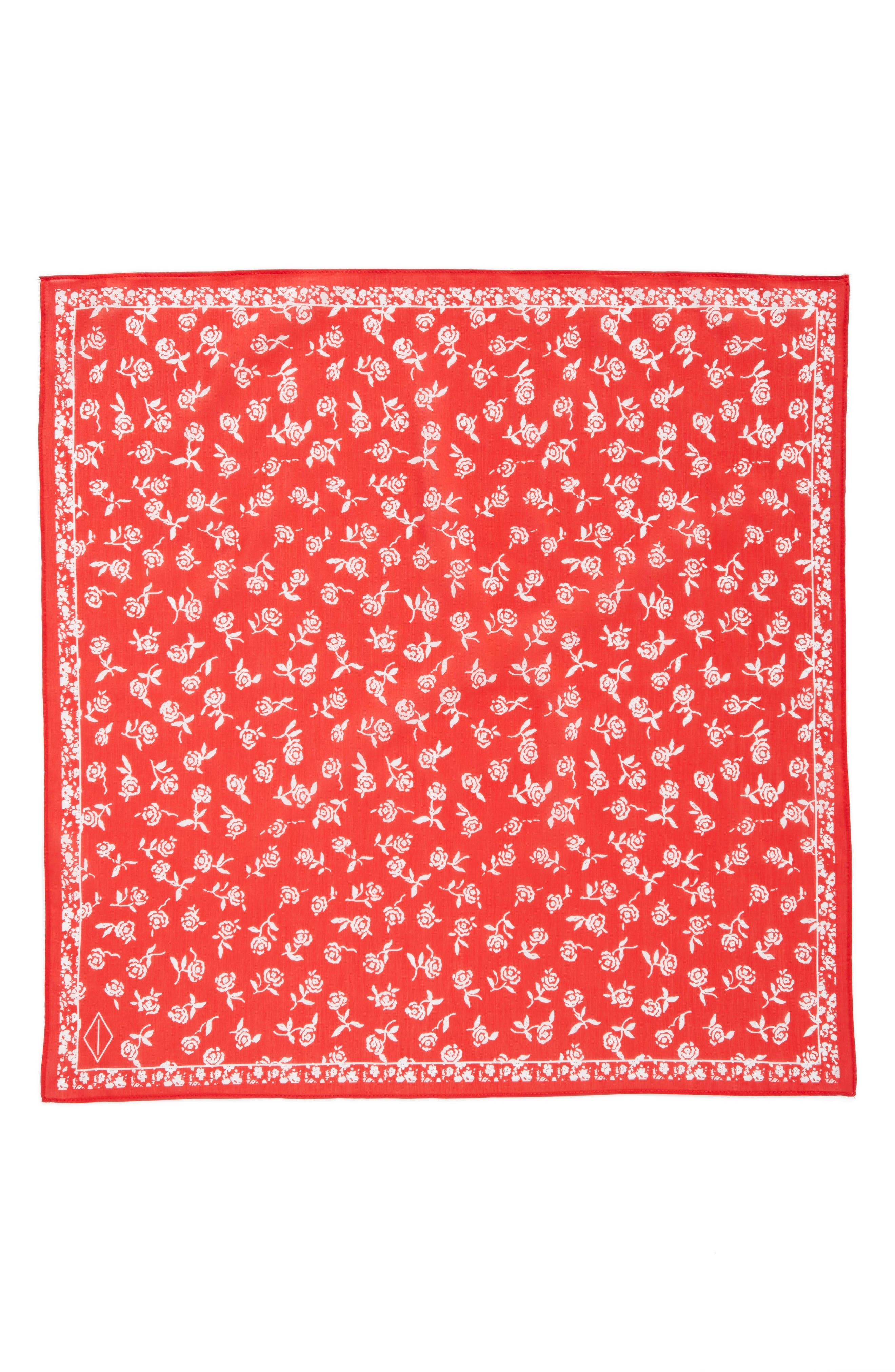 Alternate Image 3  - rag & bone Floral Bandana