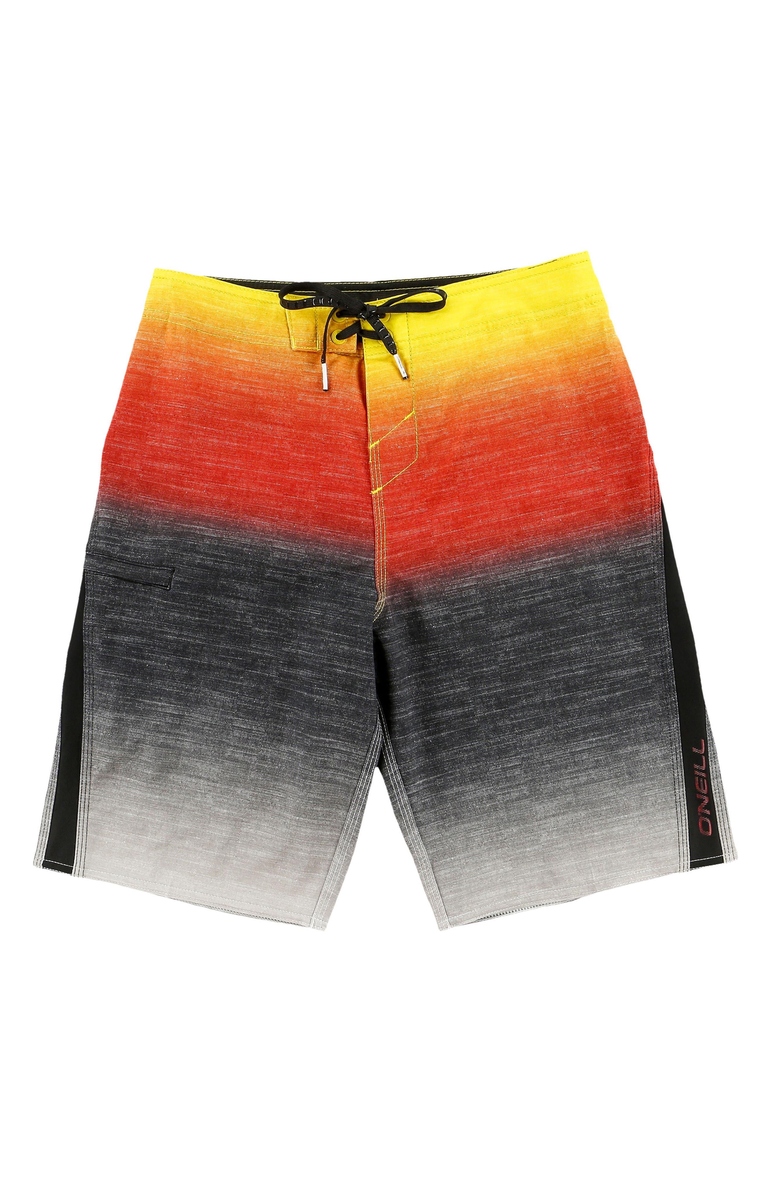 O'Neill Sneakyfreak Fader Board Shorts (Big Boys)