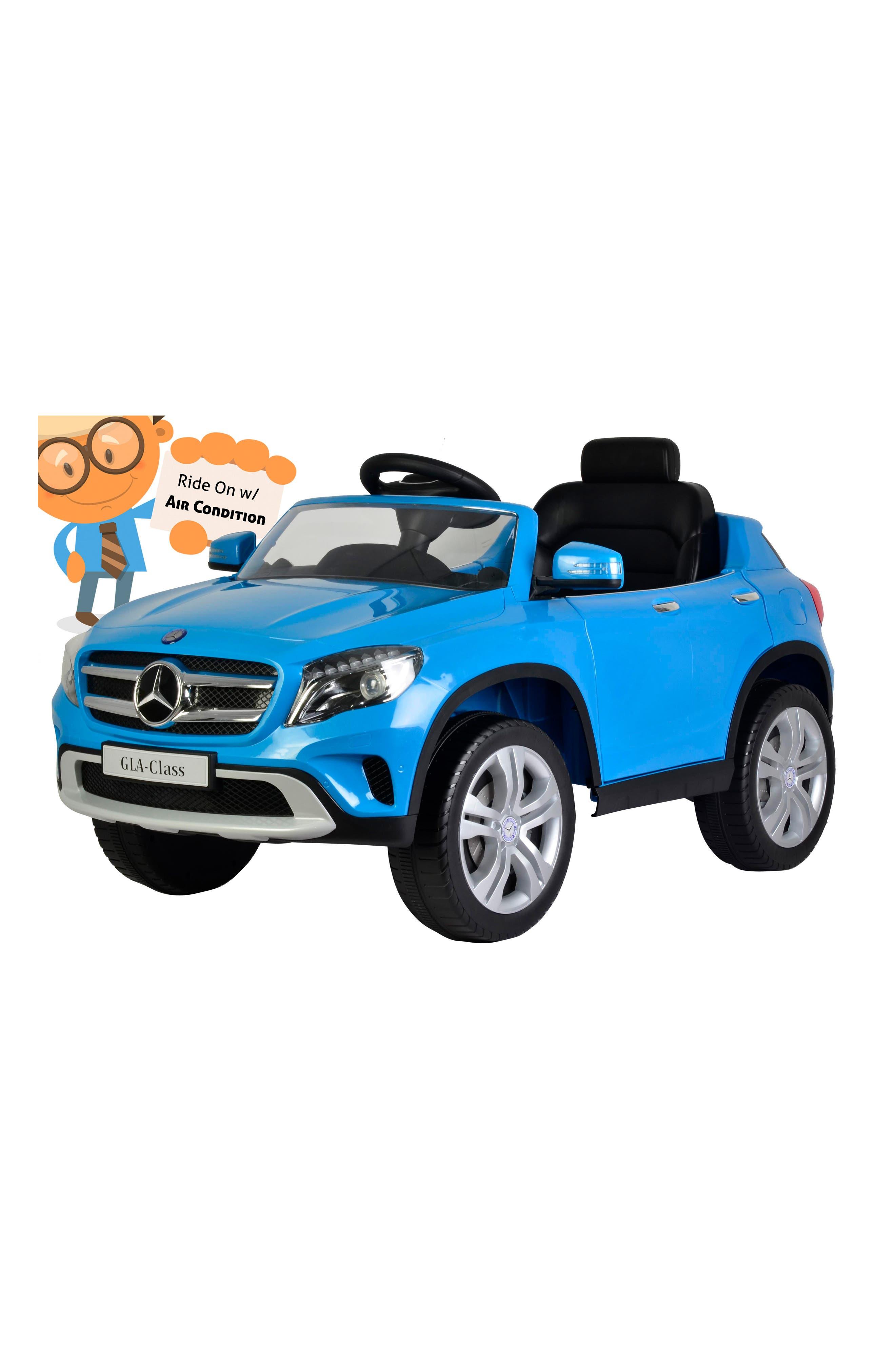 Mercedes GLA Ride-On Car,                         Main,                         color, Blue