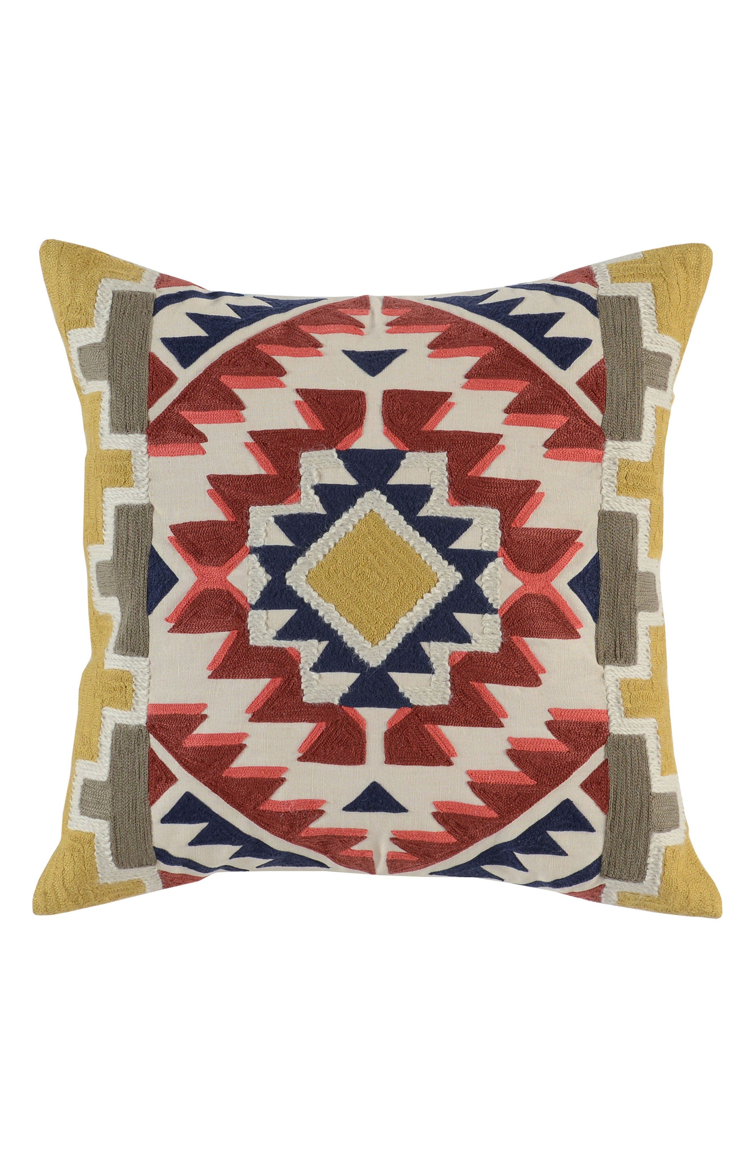 Alternate Image 1 Selected - Villa Home Collection Zabah Accent Pillow
