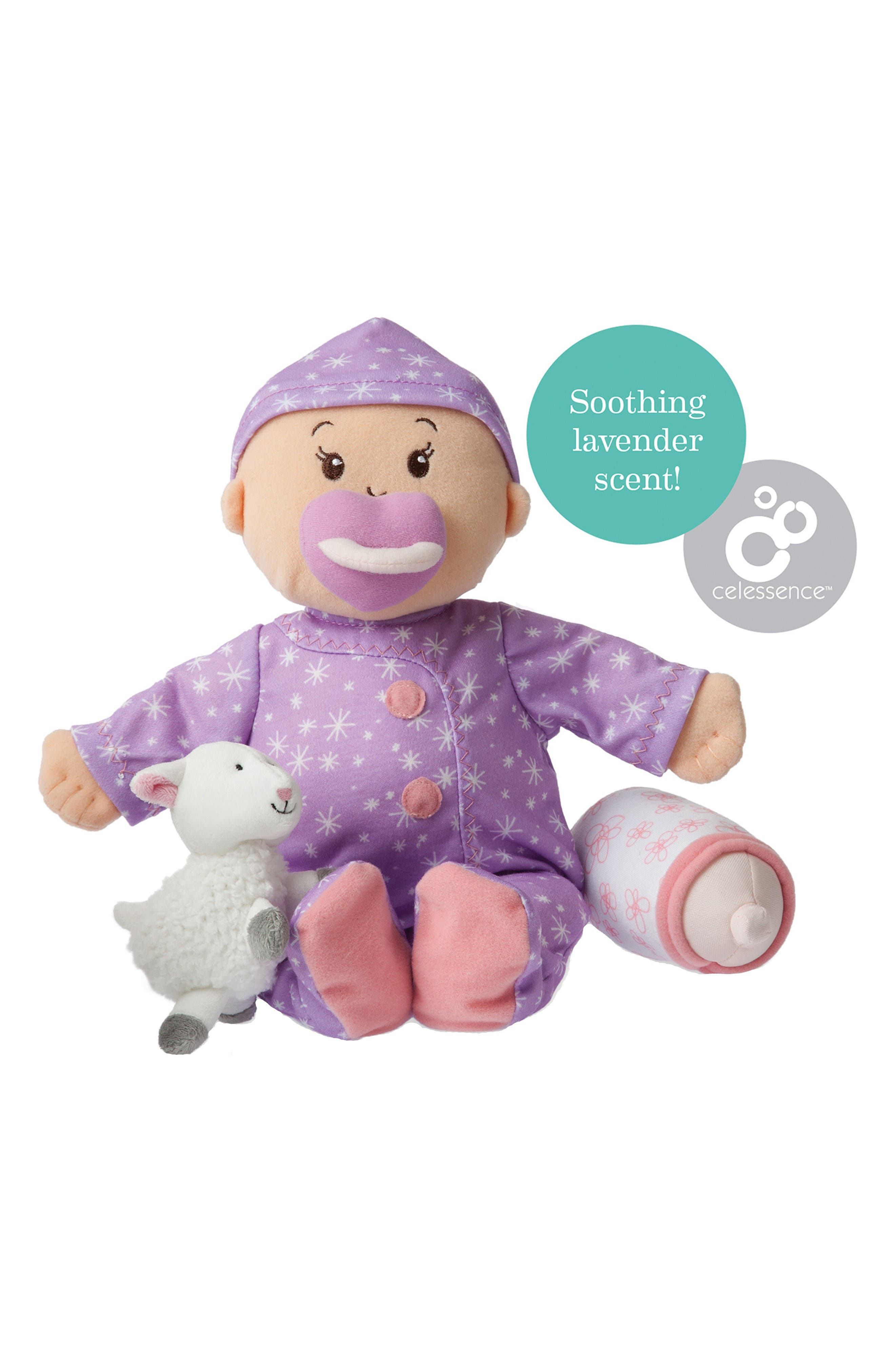 Baby Stella - Sweet Dreams Doll Toy,                             Alternate thumbnail 2, color,                             Purple
