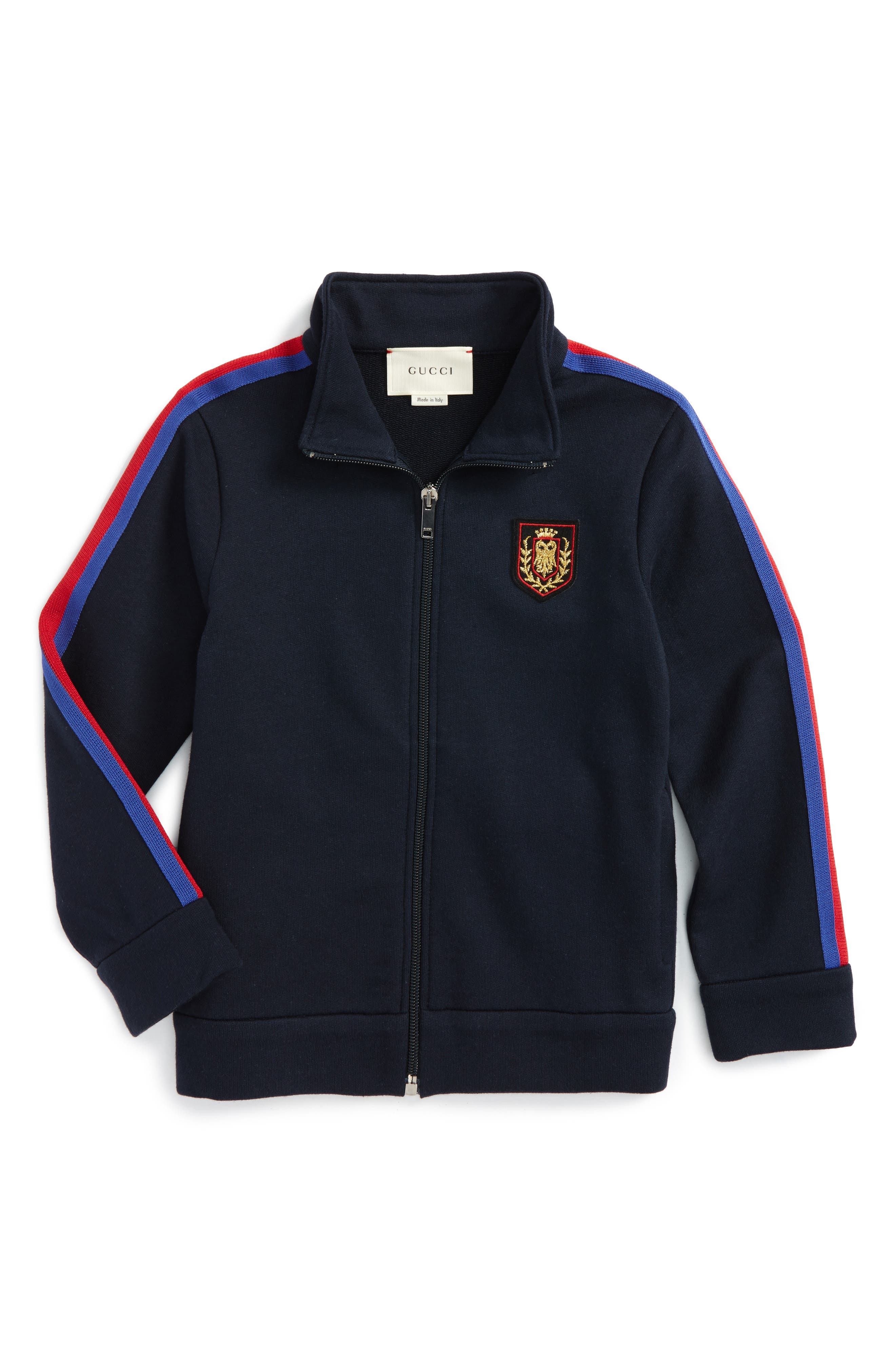 Gucci Zip-Up Jacket (Little Boys & Big Boys)