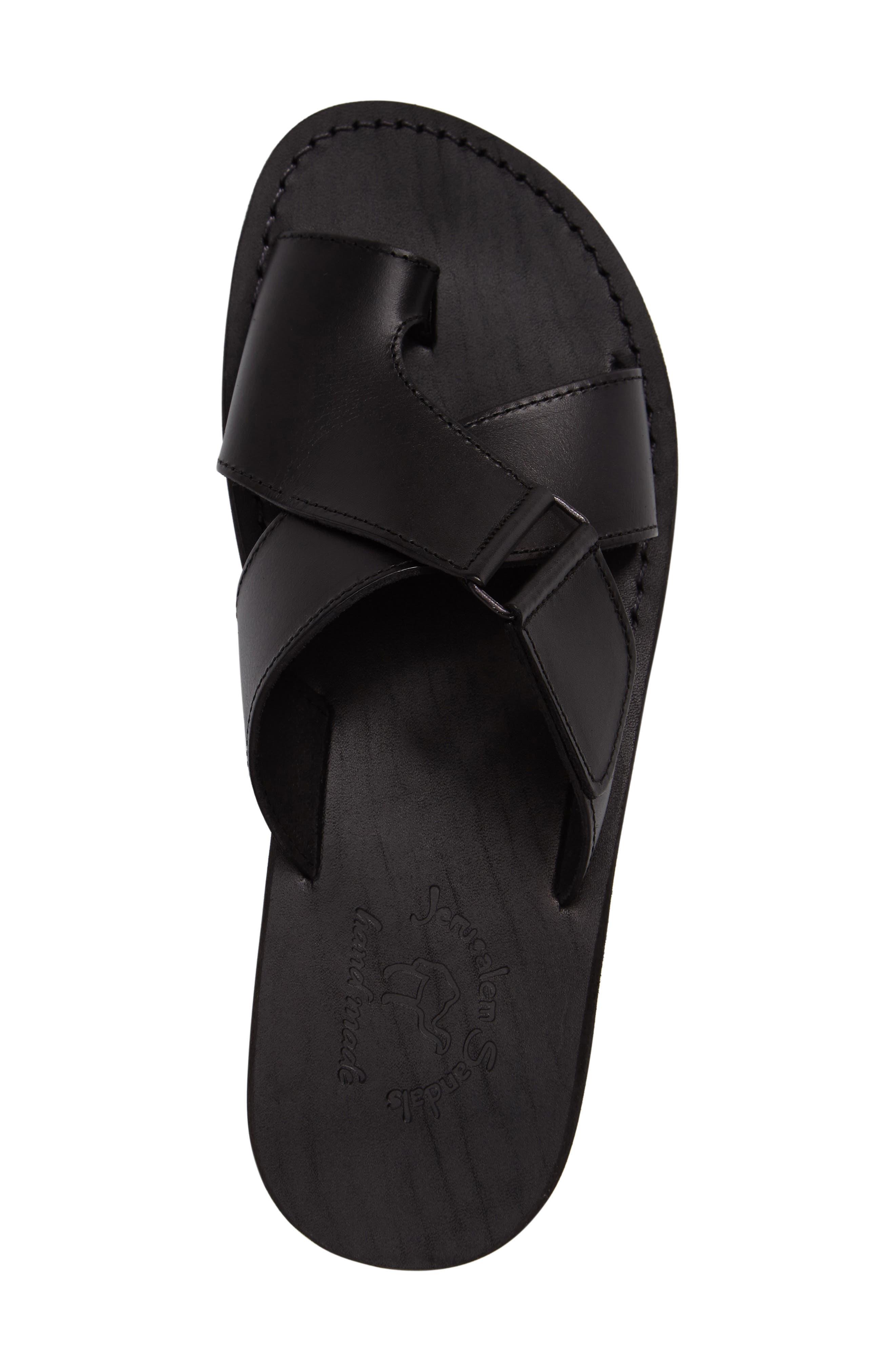 Alternate Image 3  - Jerusalem Sandals Asher Slide Sandal (Men)