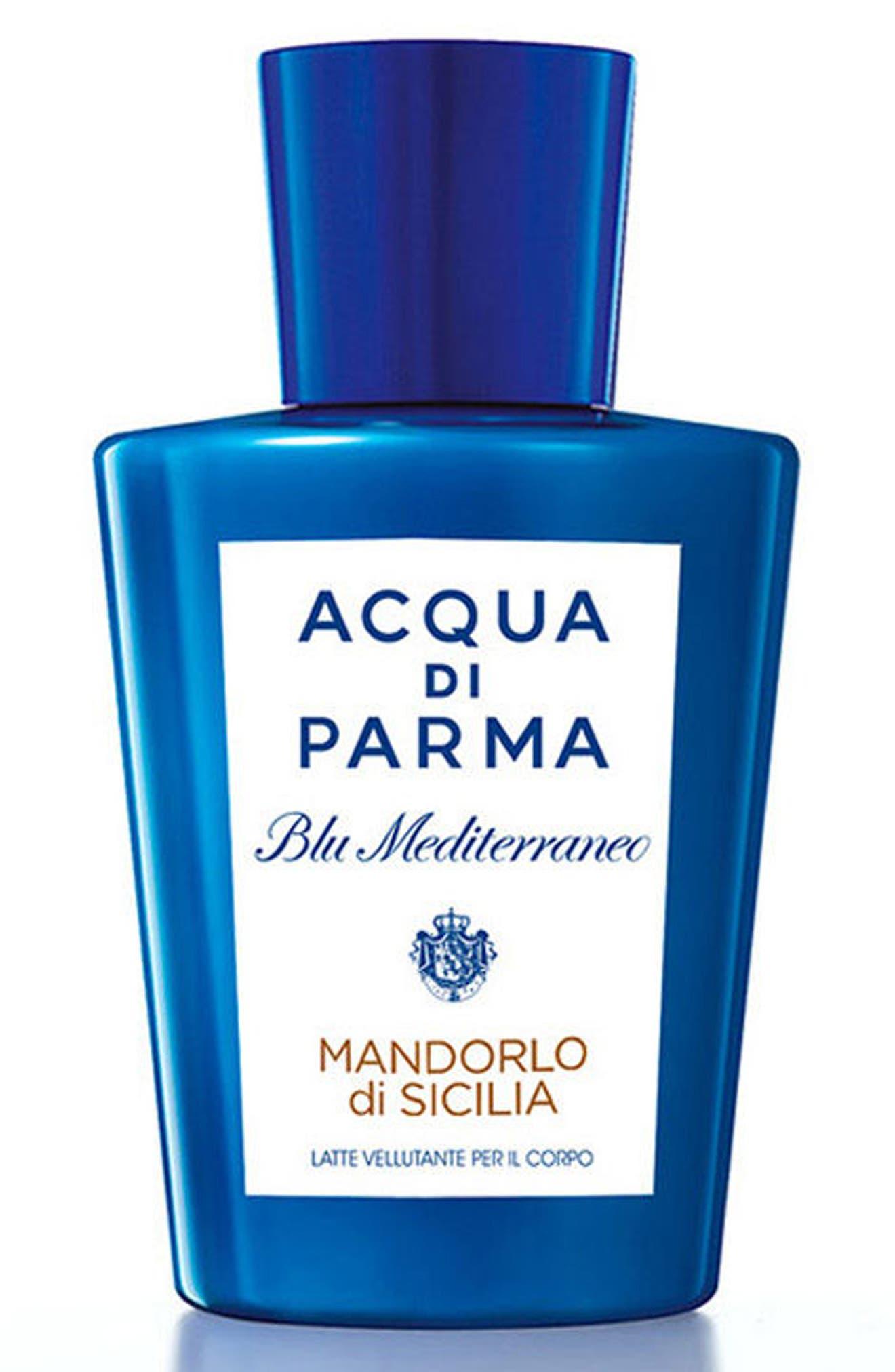 Alternate Image 1 Selected - Acqua di Parma 'Blu Mediterraneo' Mandorolo di Sicilia Body Lotion