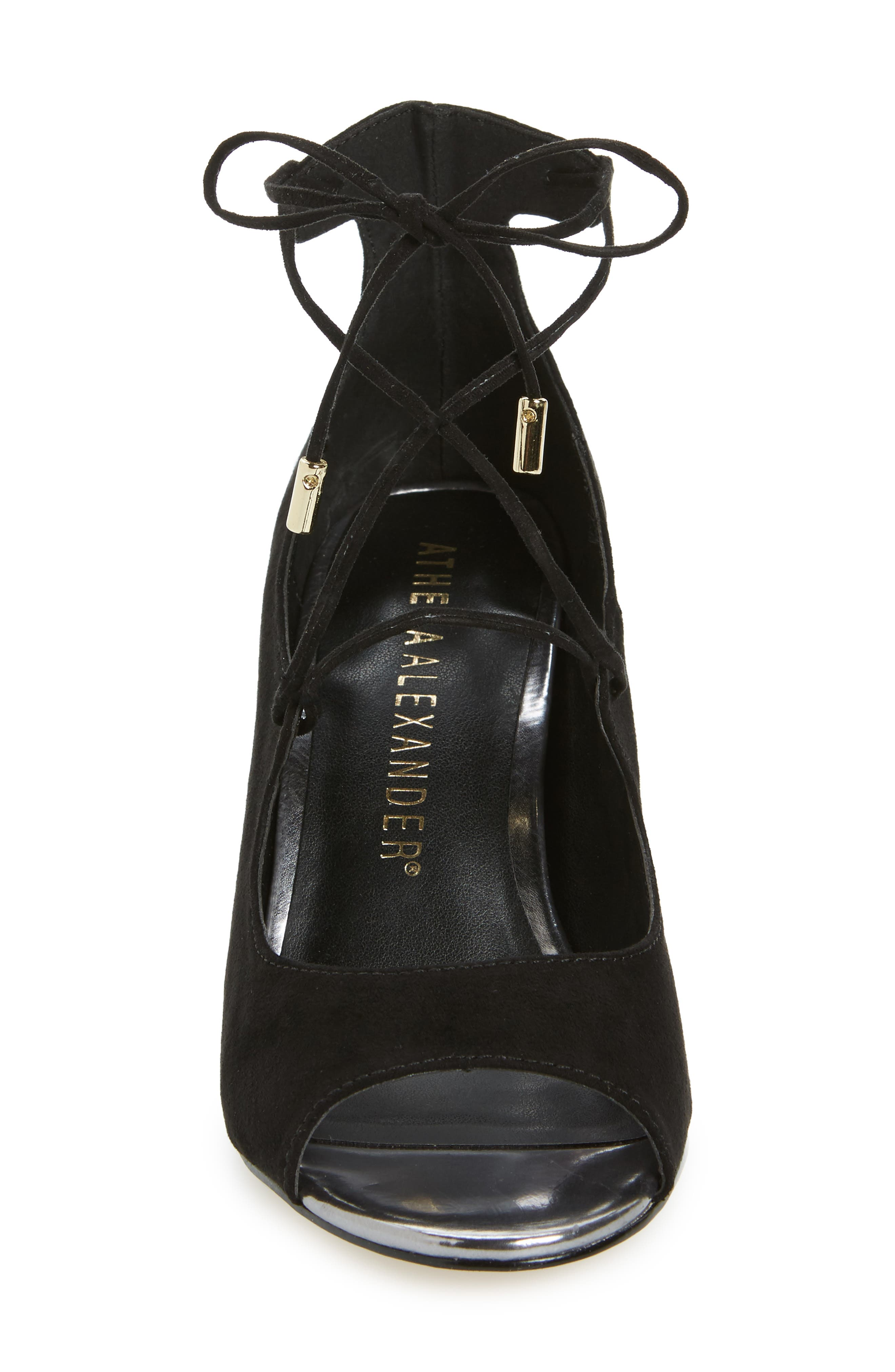 Alternate Image 3  - Athena Alexander Vikki Block Heel Sandal (Women)