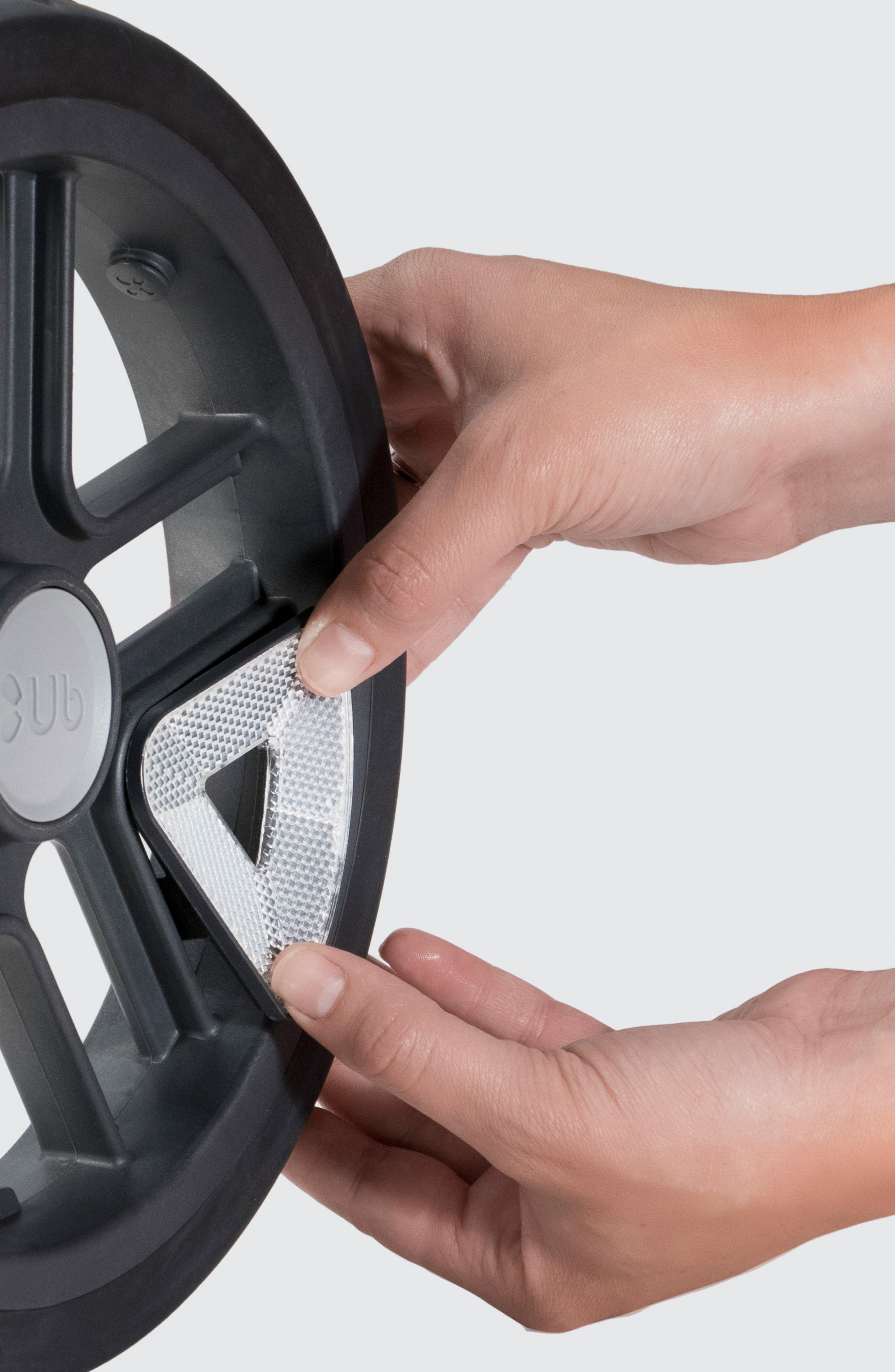 Alternate Image 2  - UPPAbaby VISTA Set of 4 Wheel Reflectors