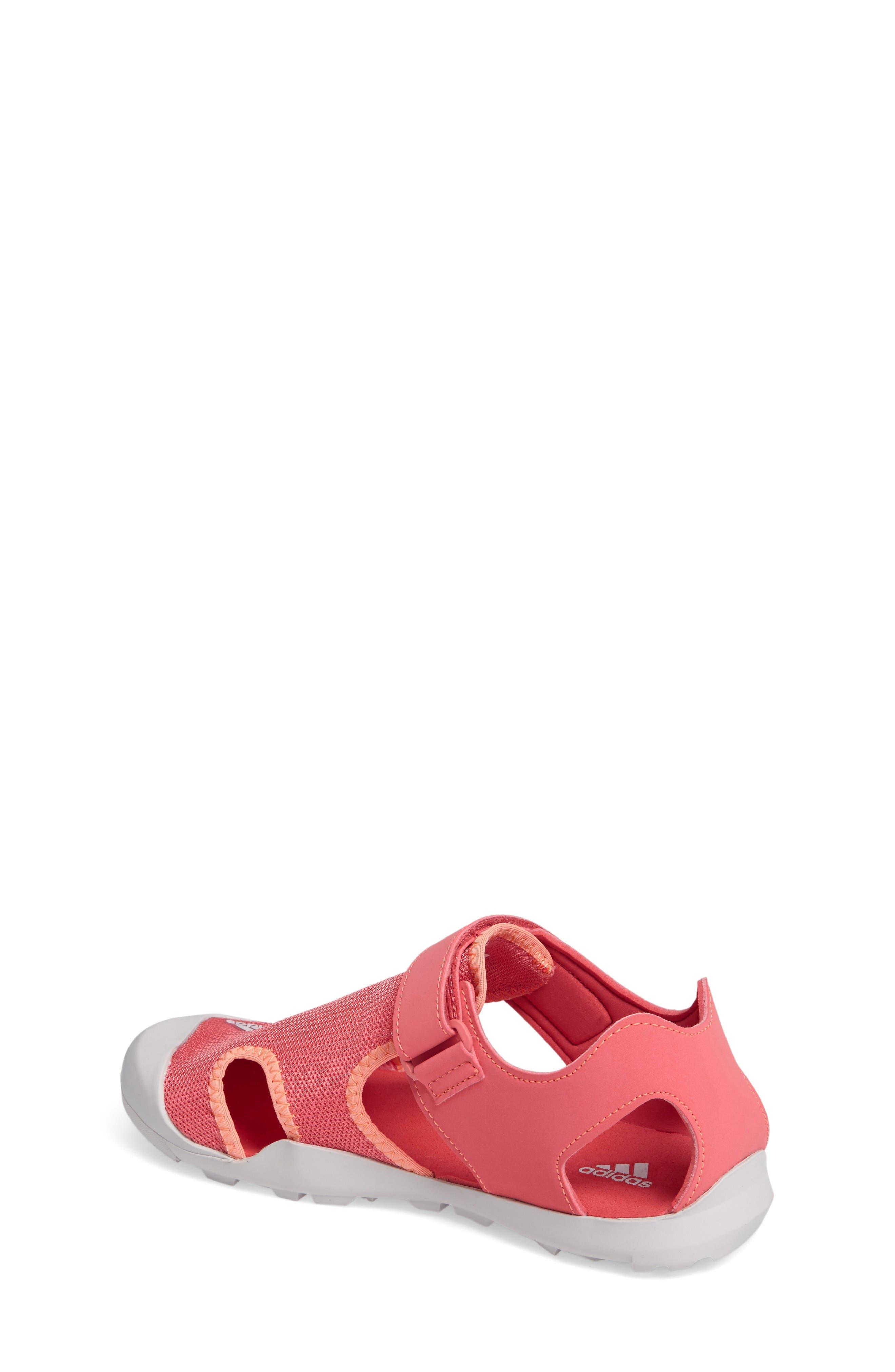 Captain Toey Sandal,                             Alternate thumbnail 2, color,                             Tactile Pink/ Purple/ Orange