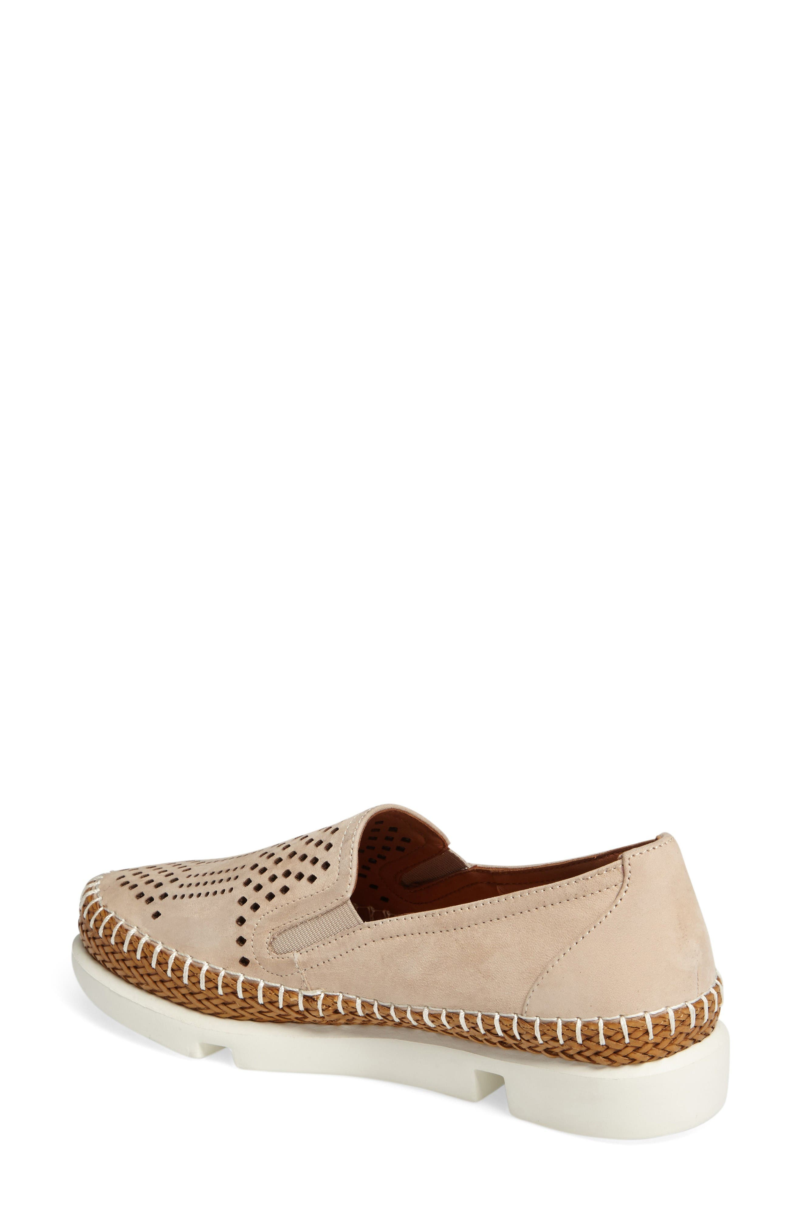 Alternate Image 2  - L'Amour des Pieds Stazzema Platform Slip-On (Women)
