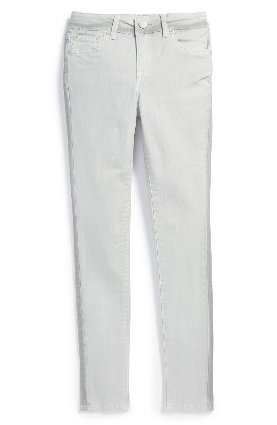Alternate Image 1 Selected - Vince 'Riley' Jeans (Big Girls)