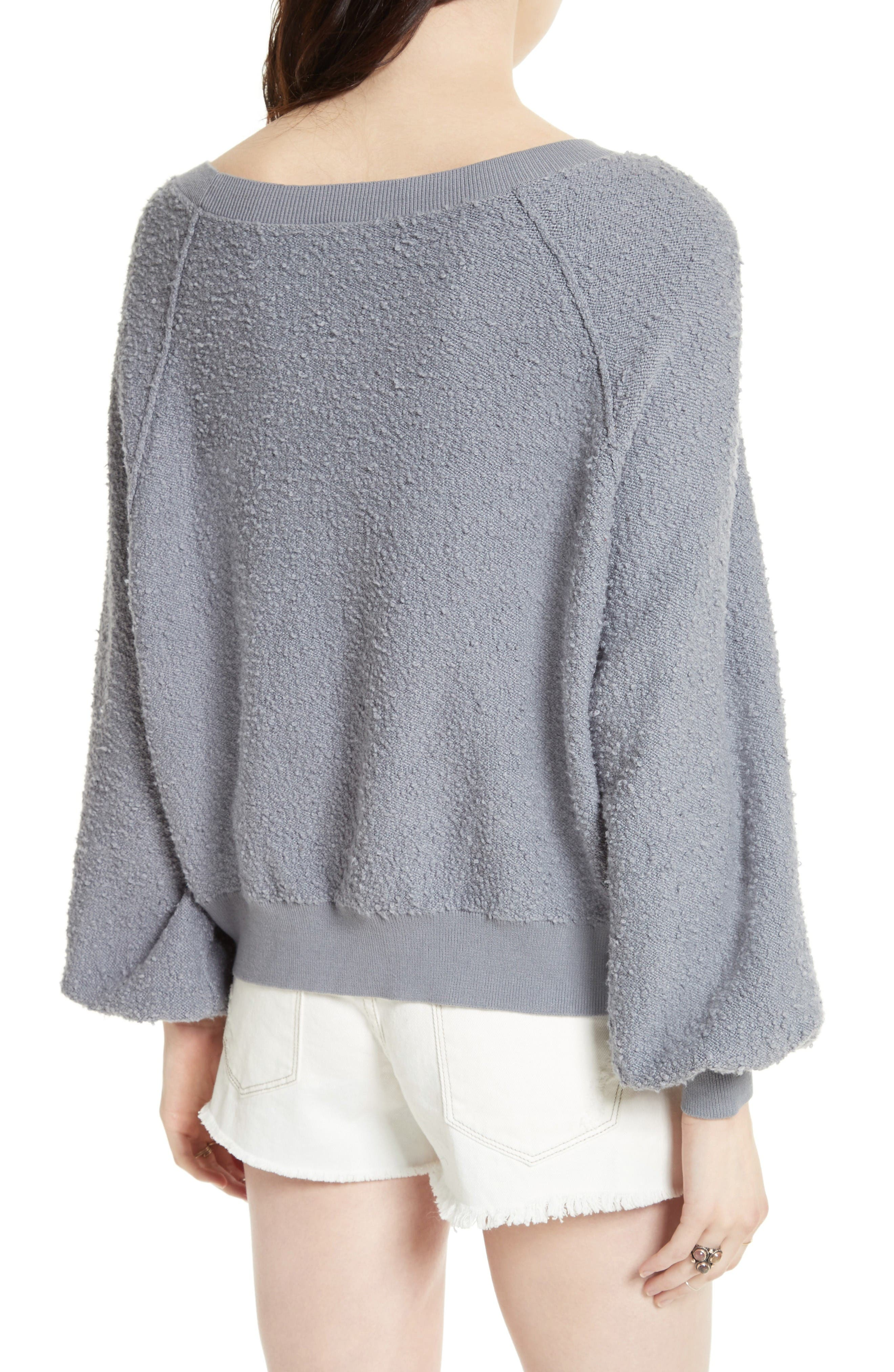 Alternate Image 2  - Free People Found My Friend Sweatshirt