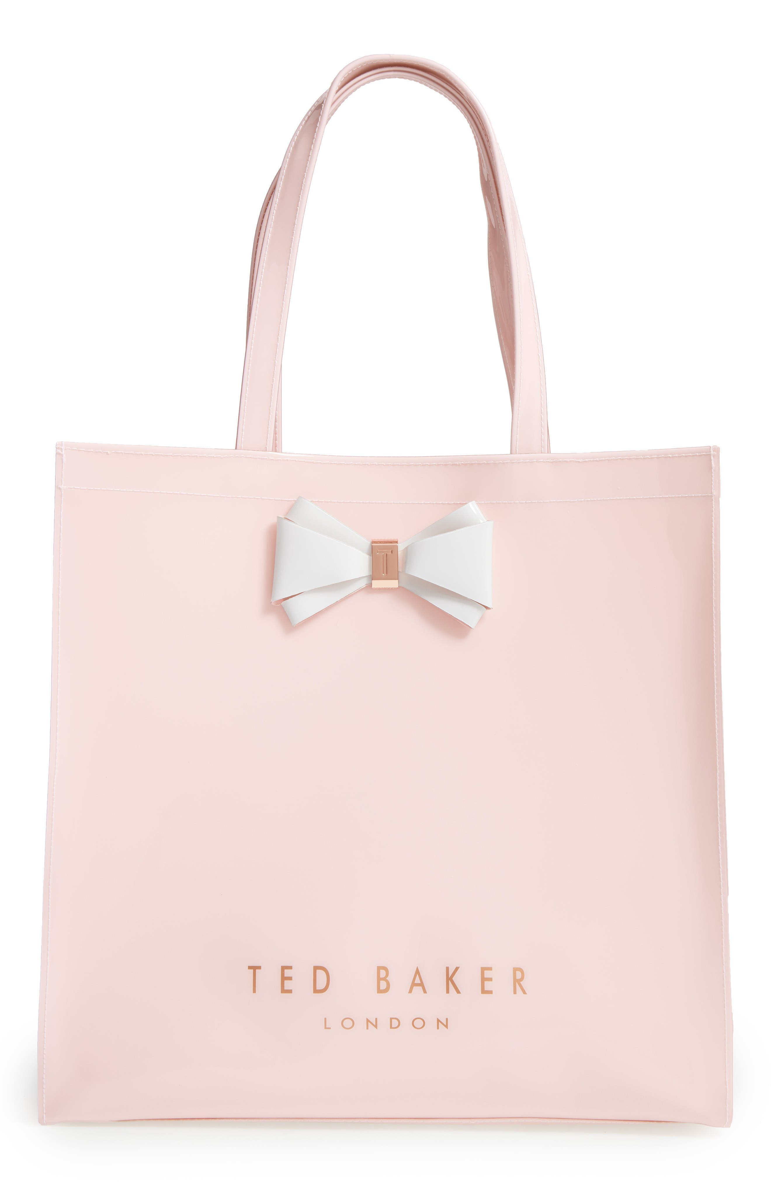 Main Image - Ted Baker London Large Icon - Bow Tote