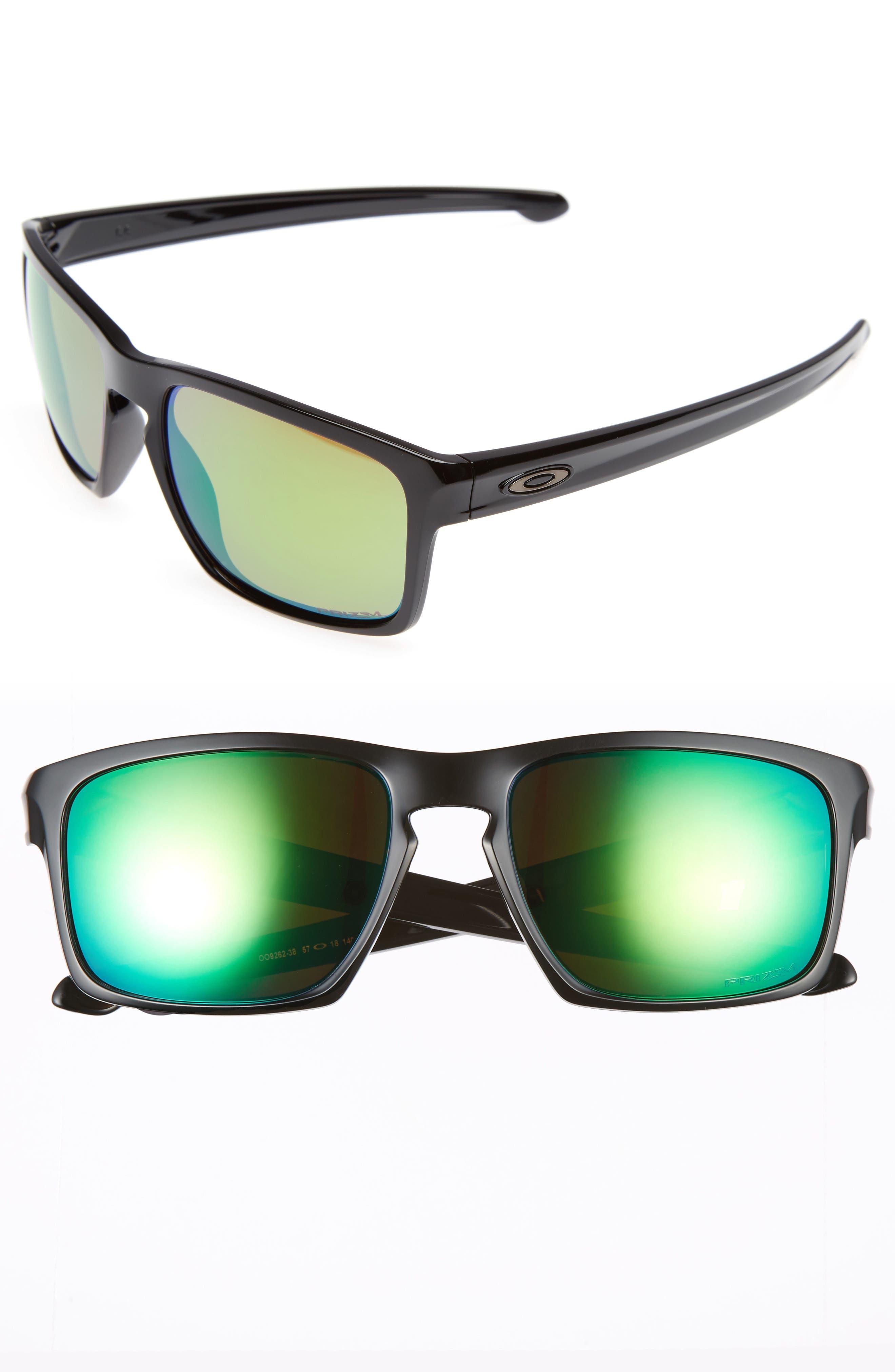 Oakley Sliver® H2O 57mm Polarized Sunglasses