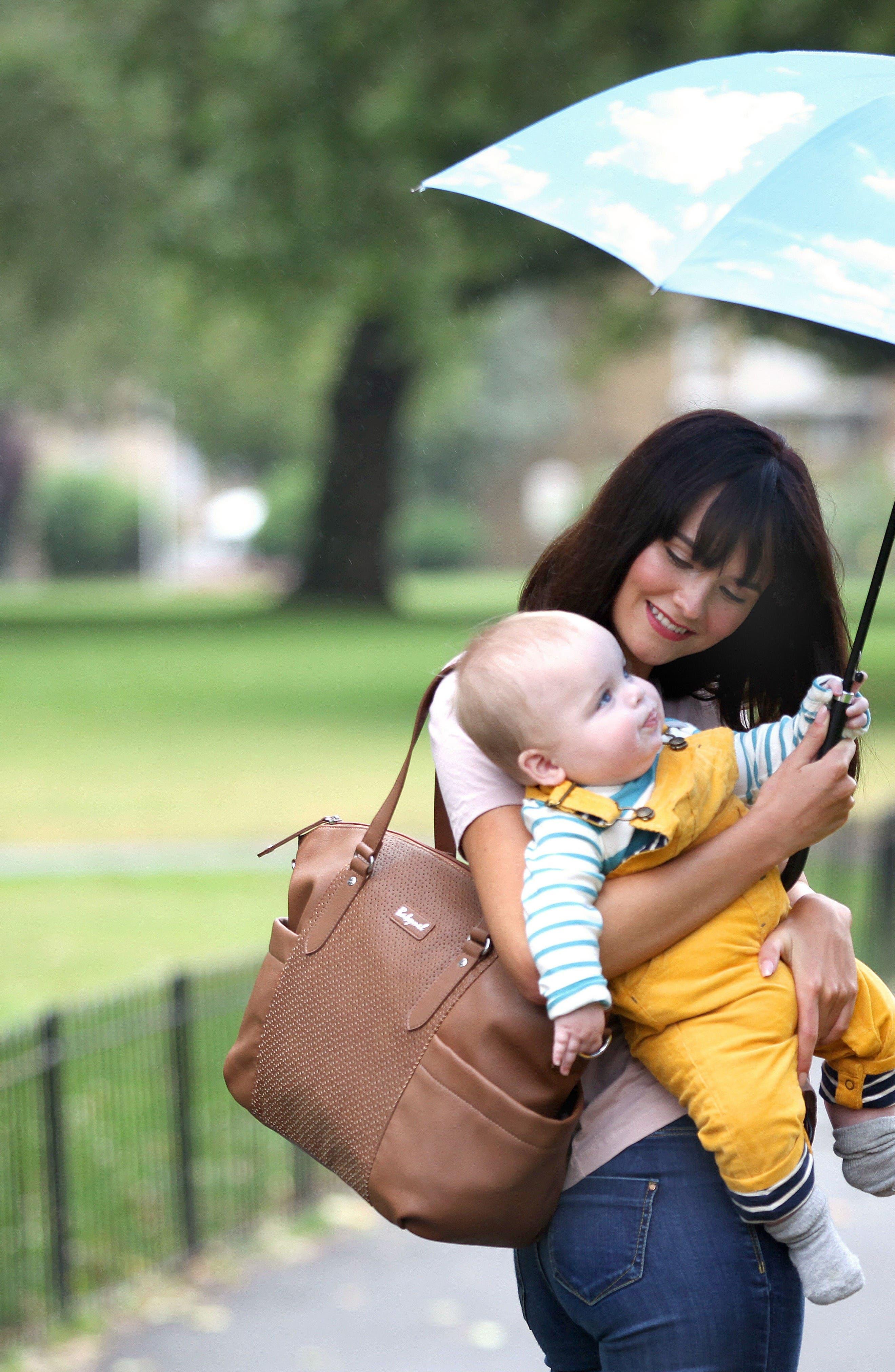 Alternate Image 7  - Babymel Anya Diaper Bag