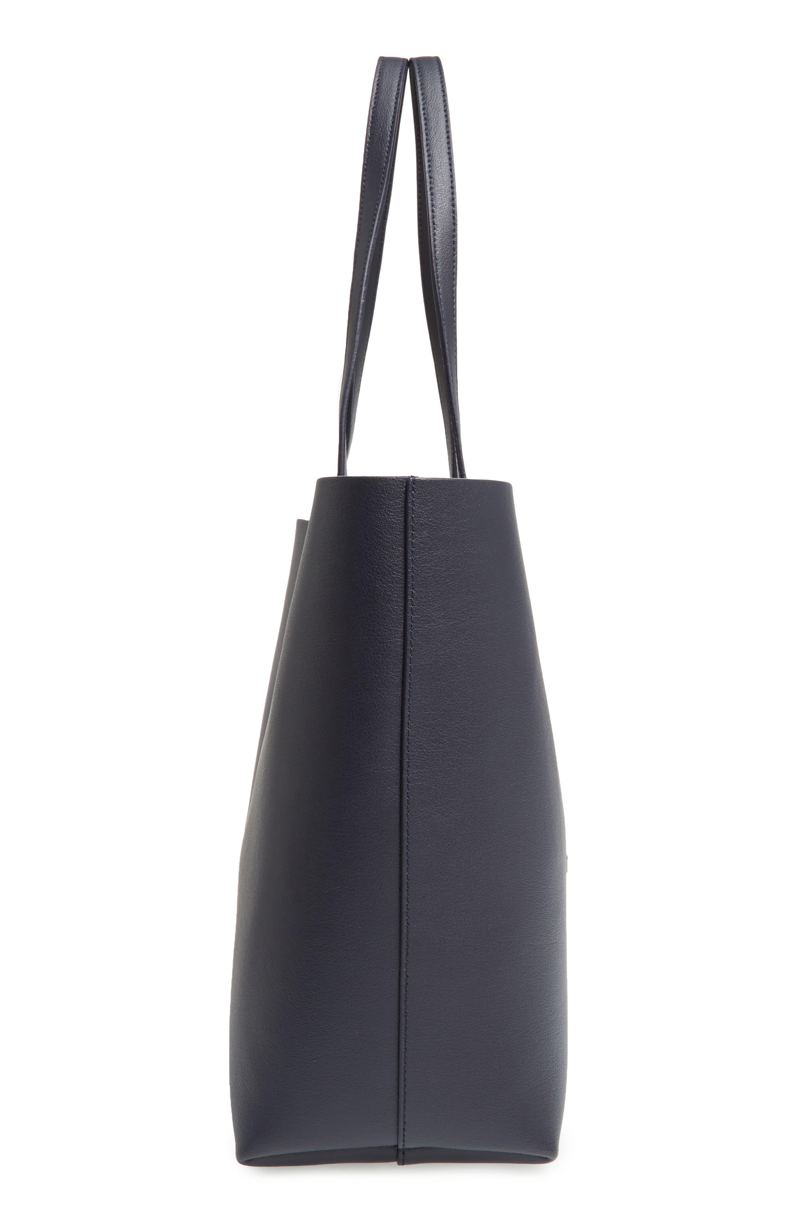 Alternate Image 5  - Saint Laurent 'Shopping' Leather Tote