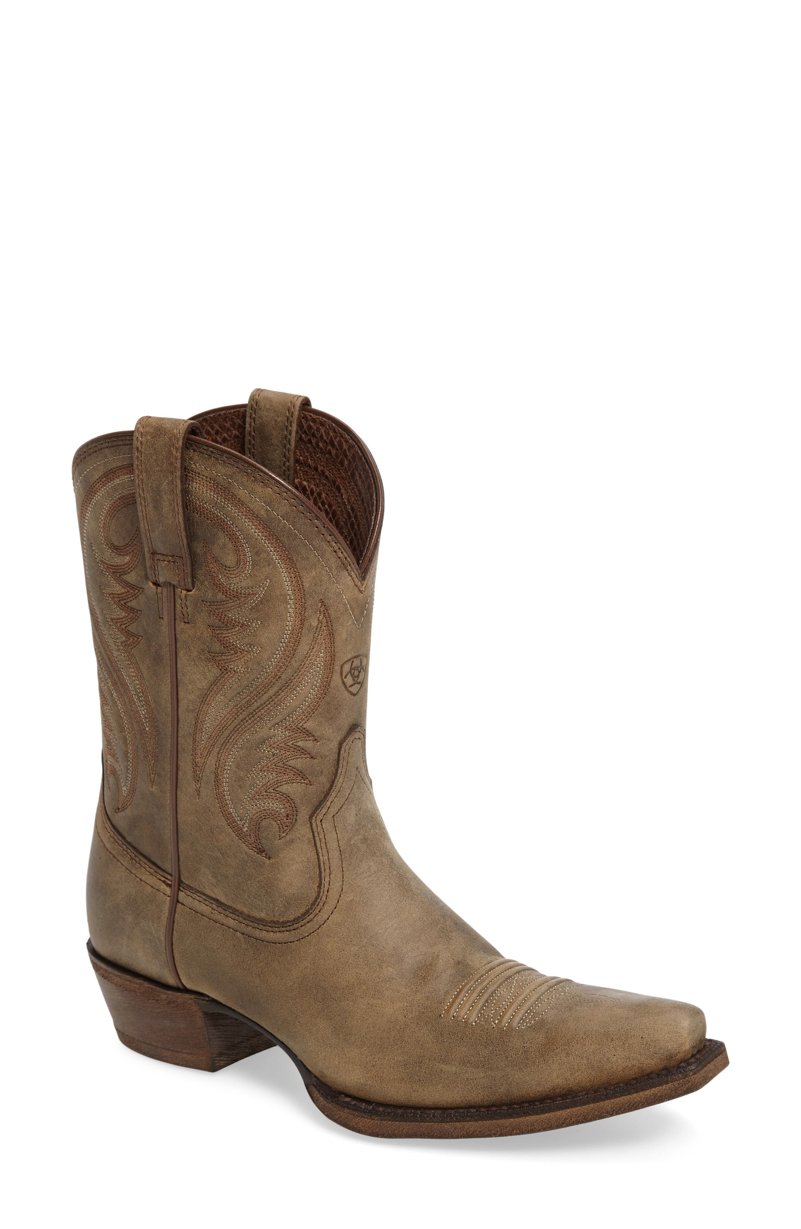 Main Image - Ariat Willow Western Boot (Women)