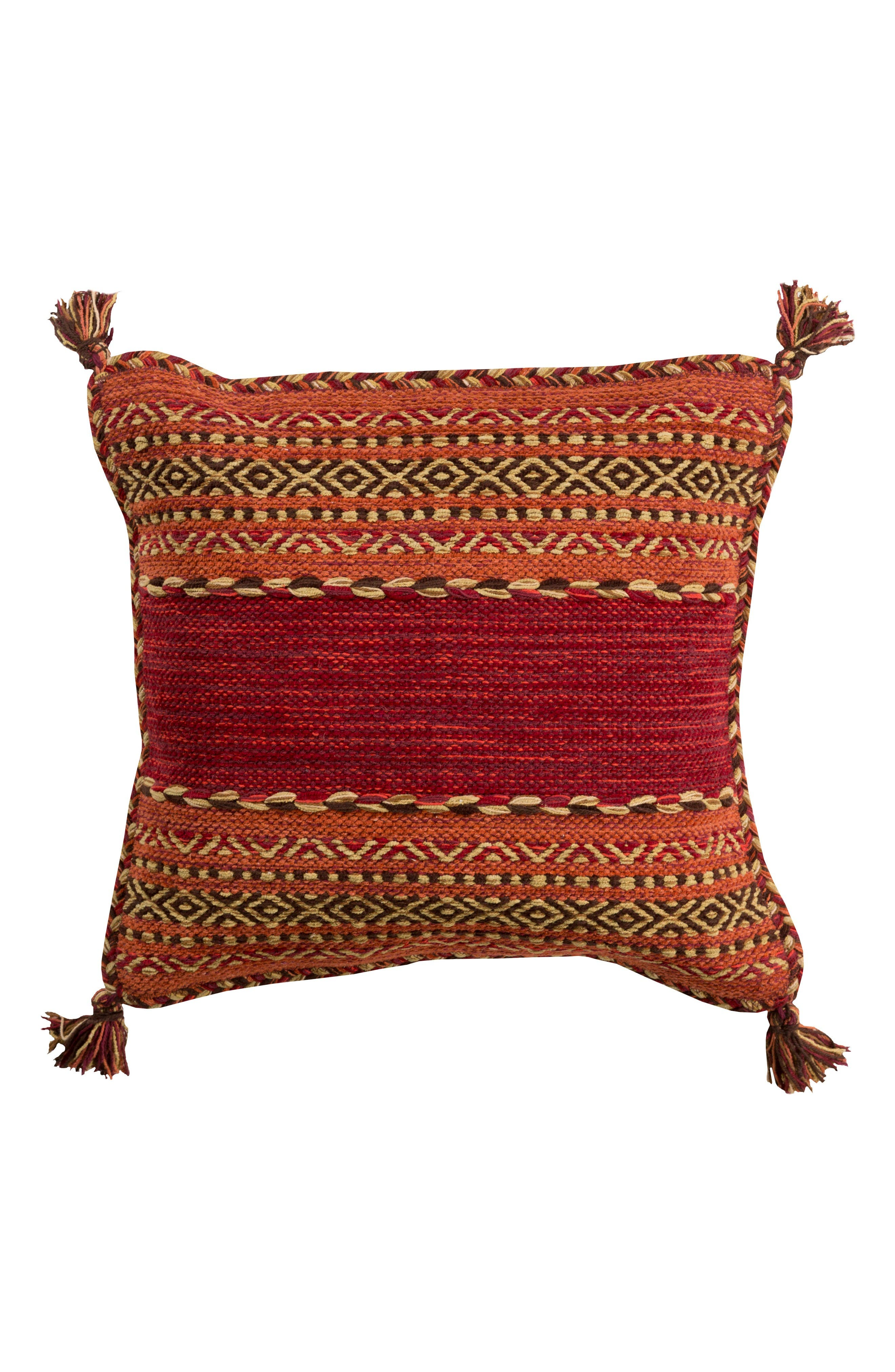 Etonnant Surya Home Trenza Pillow