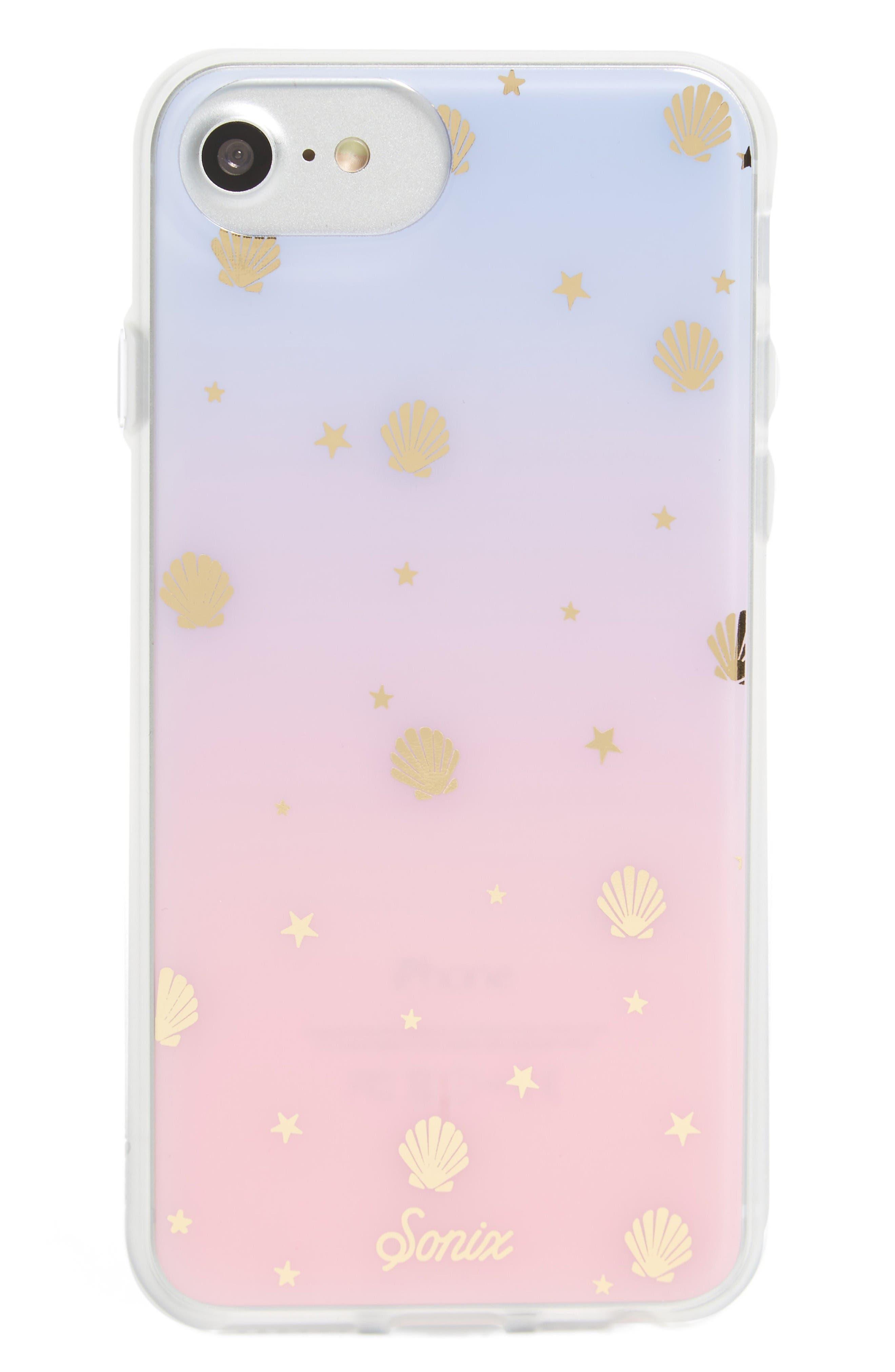 Alternate Image 1 Selected - Sonix Mermaid Dream iPhone 6/6s/7/8 & 6/6s/7/8 Plus Case