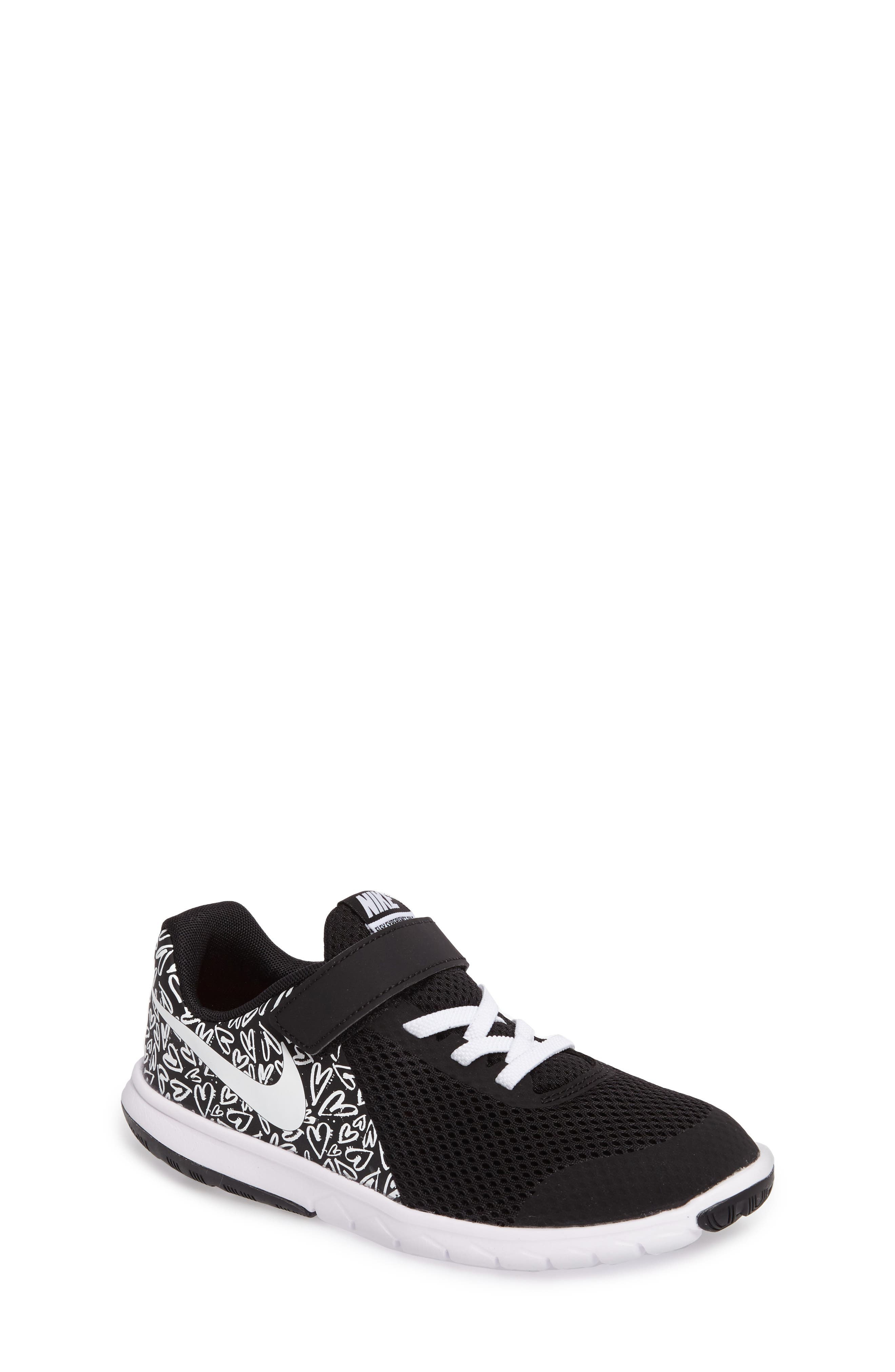 Alternate Image 1 Selected - Nike 'Flex Experience 5' Running Shoe (Toddler & Little Kid)